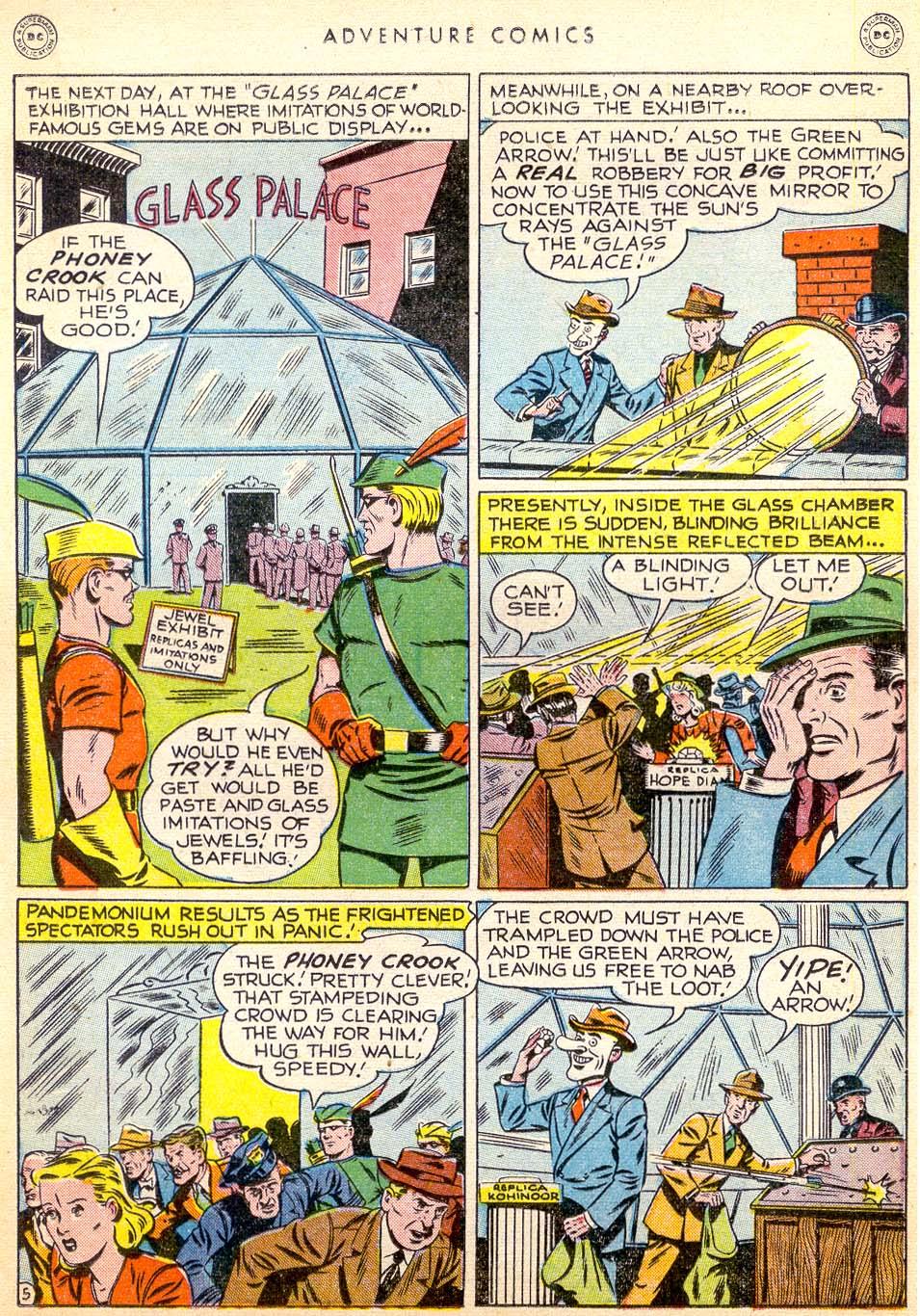 Read online Adventure Comics (1938) comic -  Issue #144 - 17