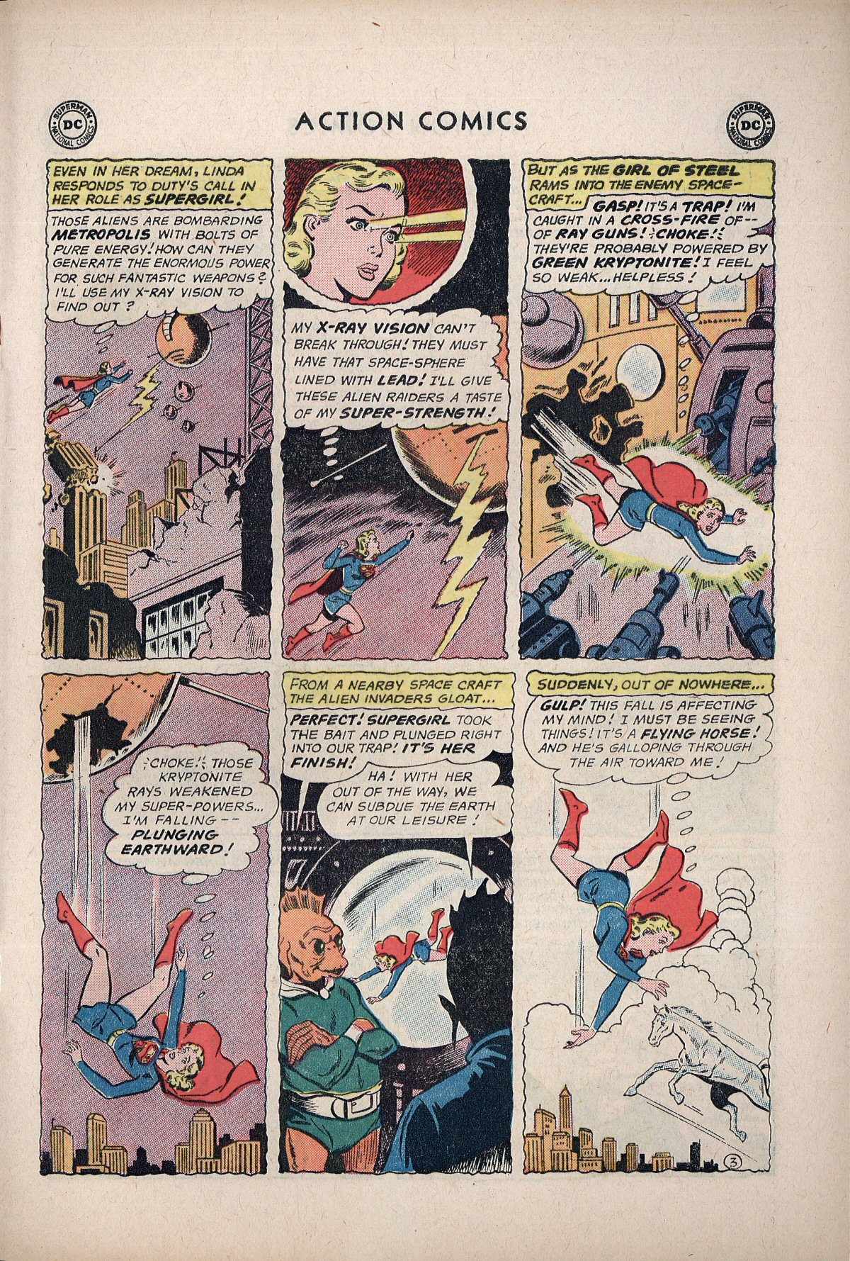 Read online Action Comics (1938) comic -  Issue #292 - 23