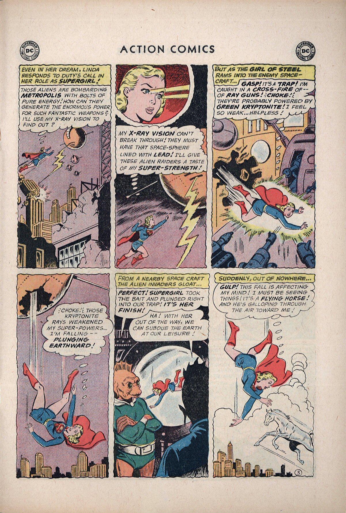 Action Comics (1938) 292 Page 22