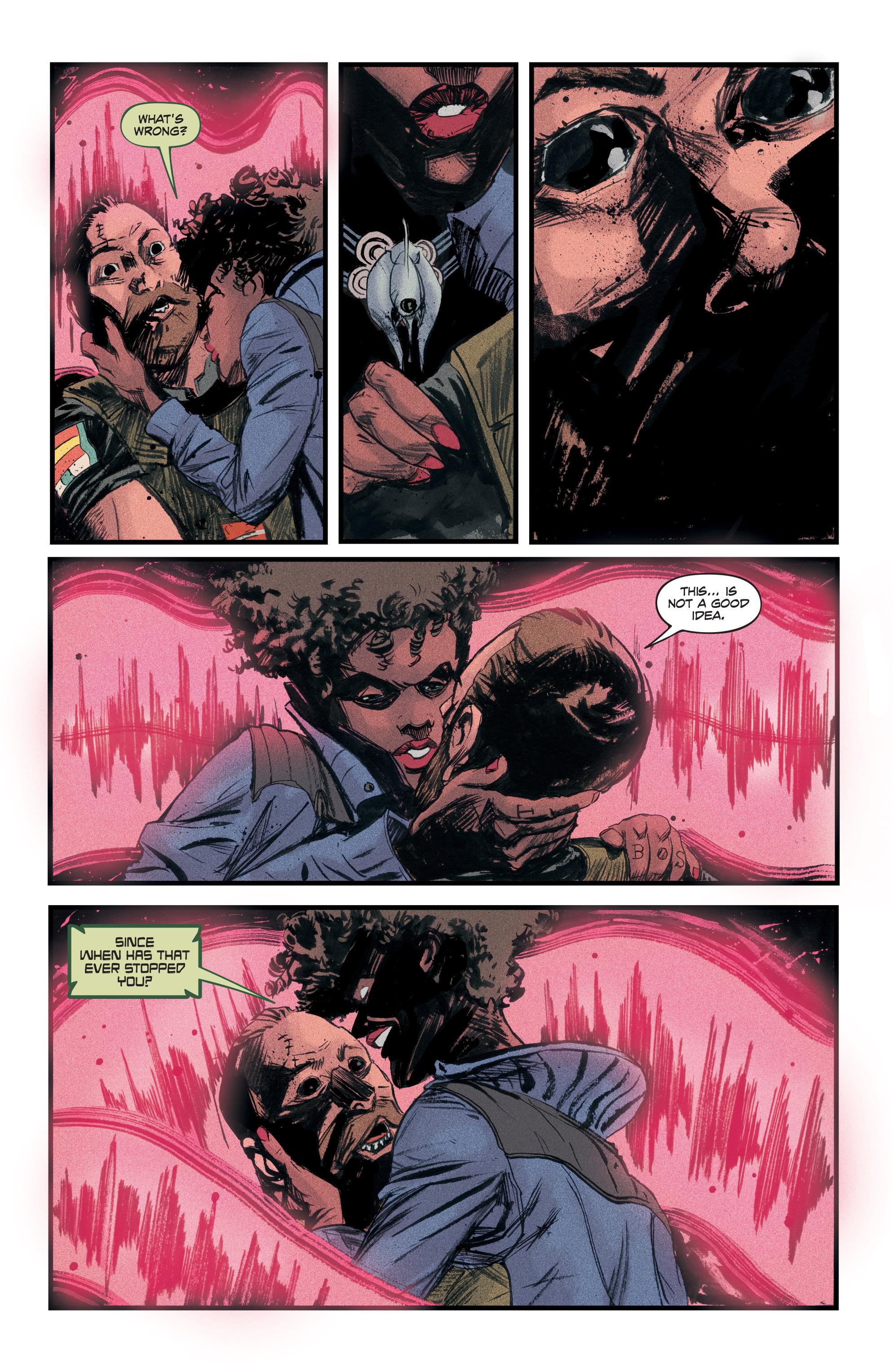 Read online Redline comic -  Issue #3 - 24