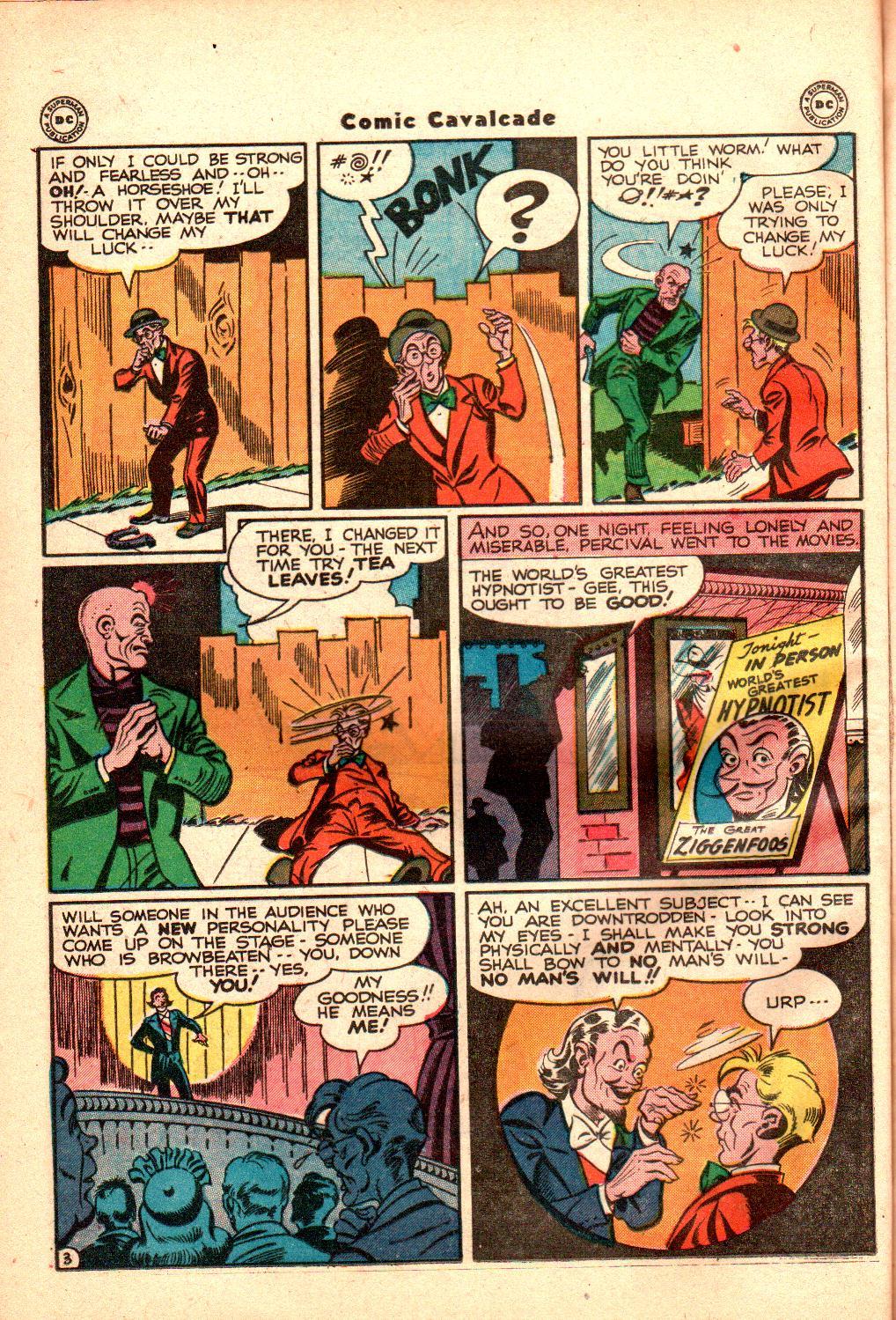Comic Cavalcade issue 21 - Page 22