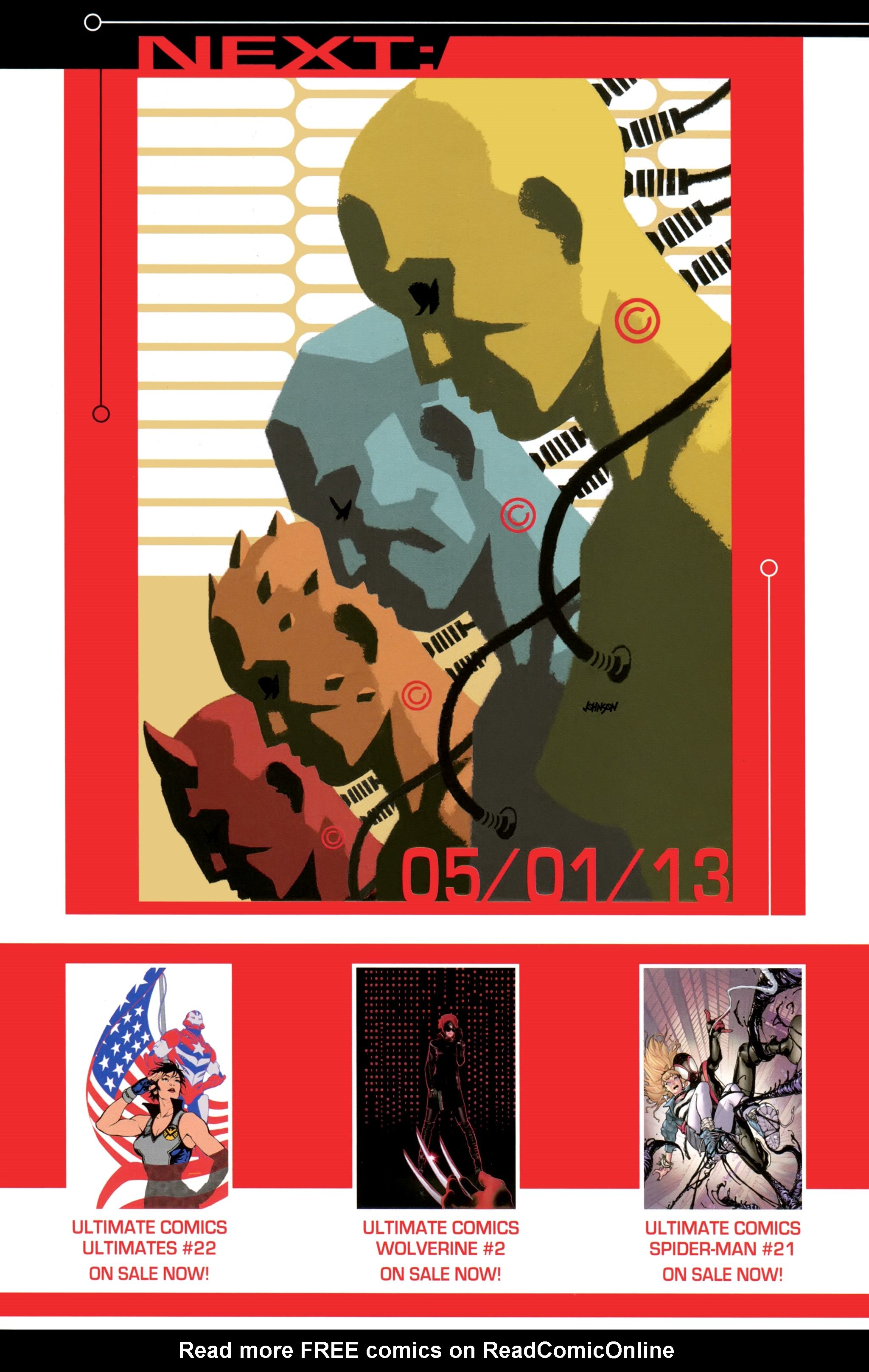 Read online Ultimate Comics X-Men comic -  Issue #25 - 23