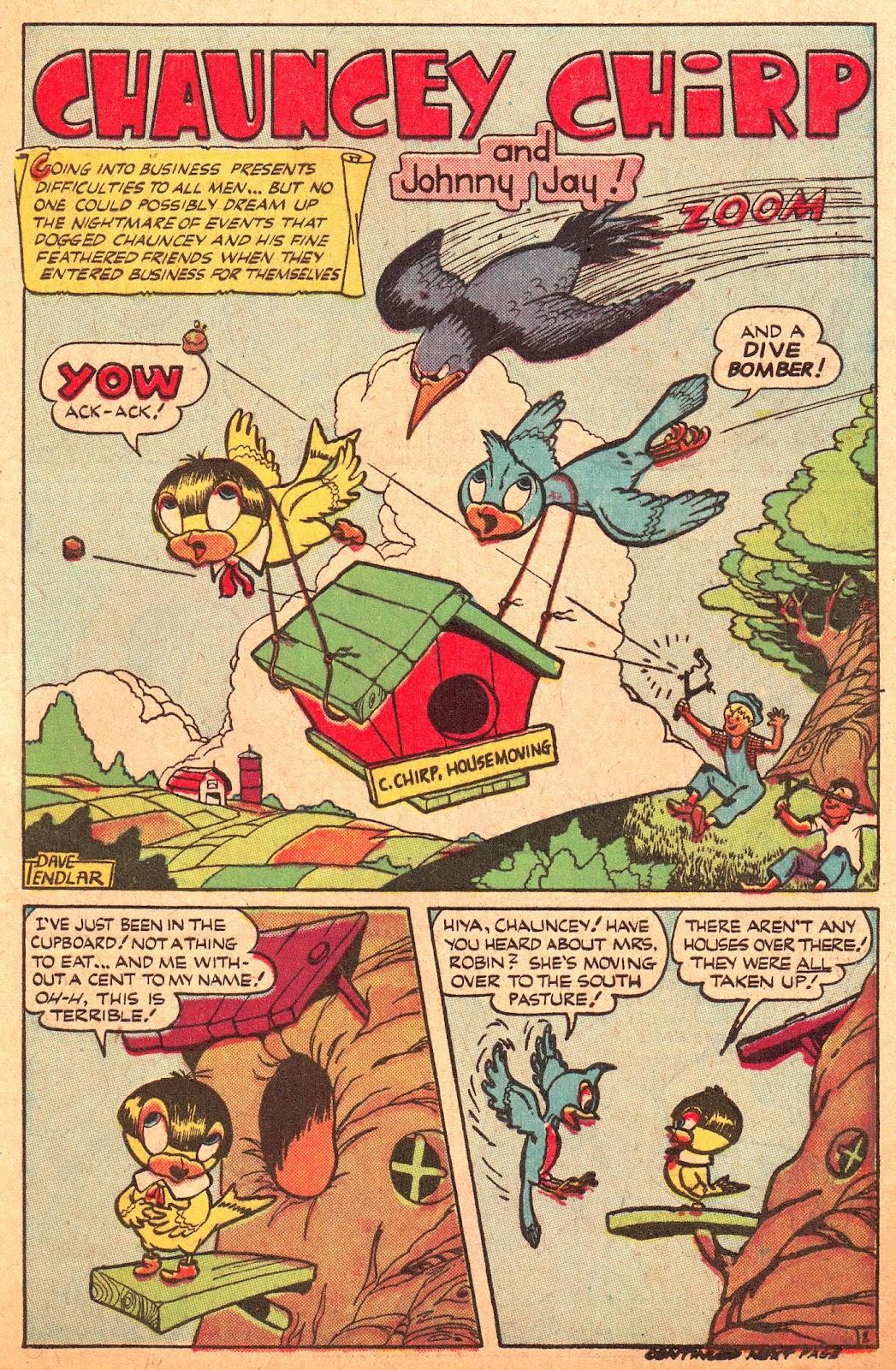 Jingle Jangle Comics issue 21 - Page 11