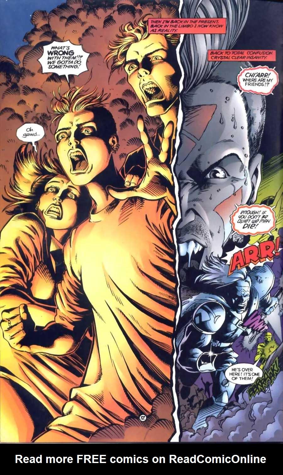 Read online Ultraverse Premiere comic -  Issue #1 - 12