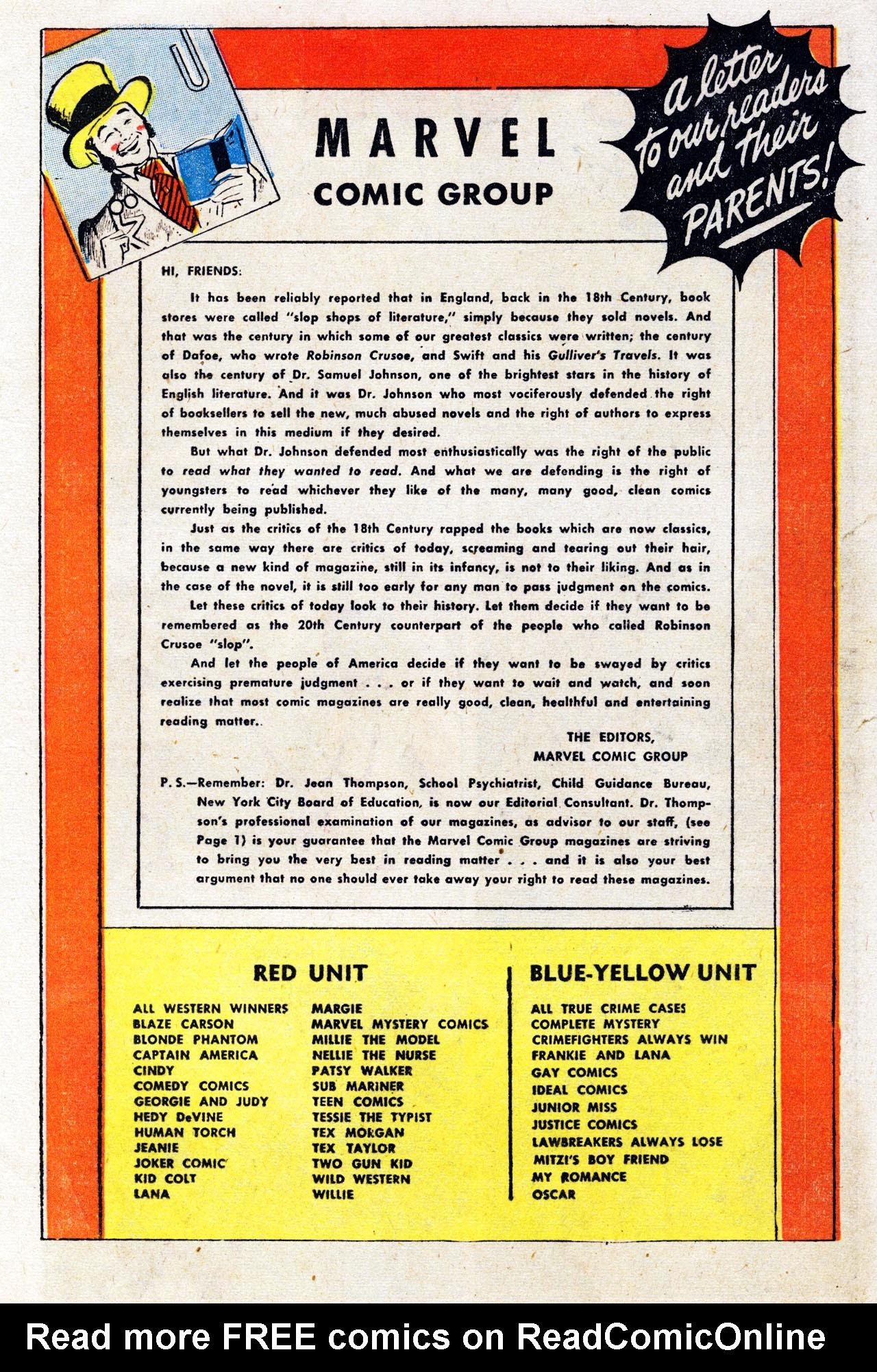 Read online Two-Gun Kid comic -  Issue #7 - 11