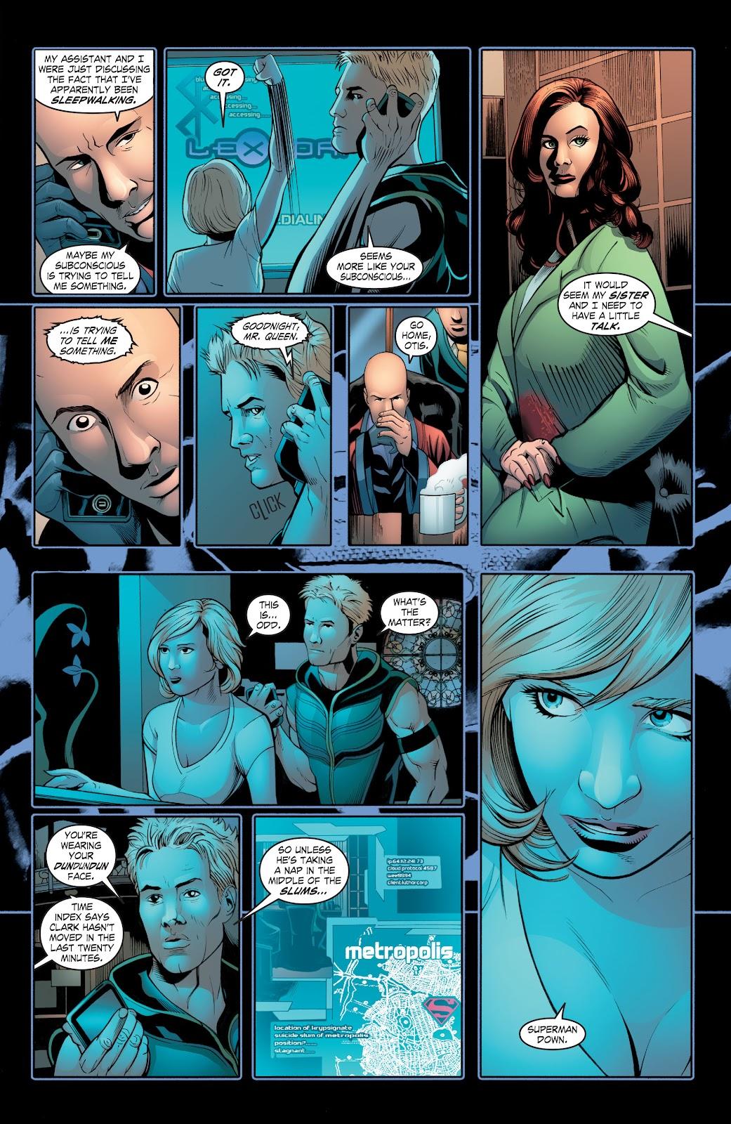 Read online Smallville Season 11 [II] comic -  Issue # TPB 2 - 82