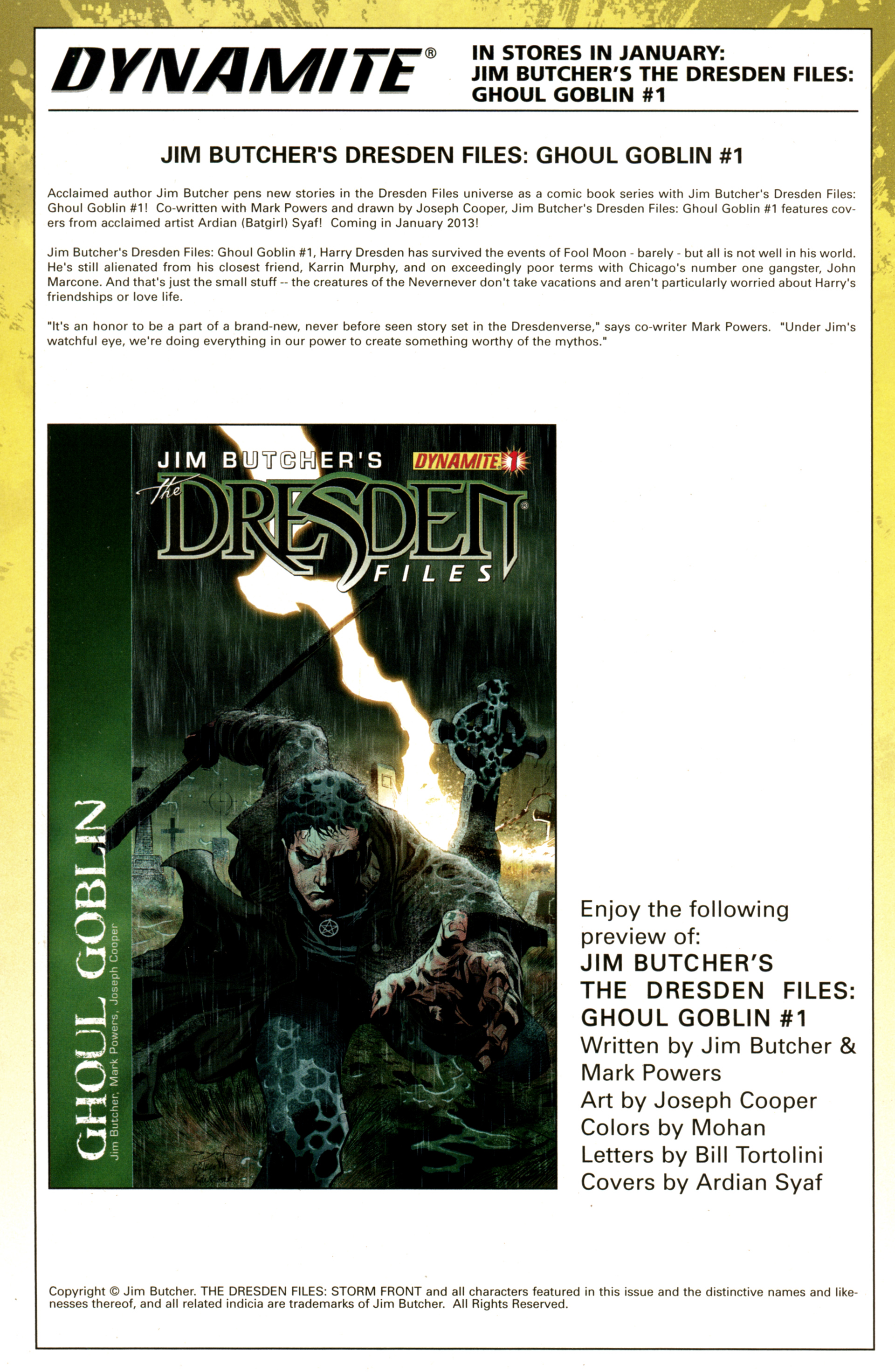 Read online Prophecy comic -  Issue #7 - 24