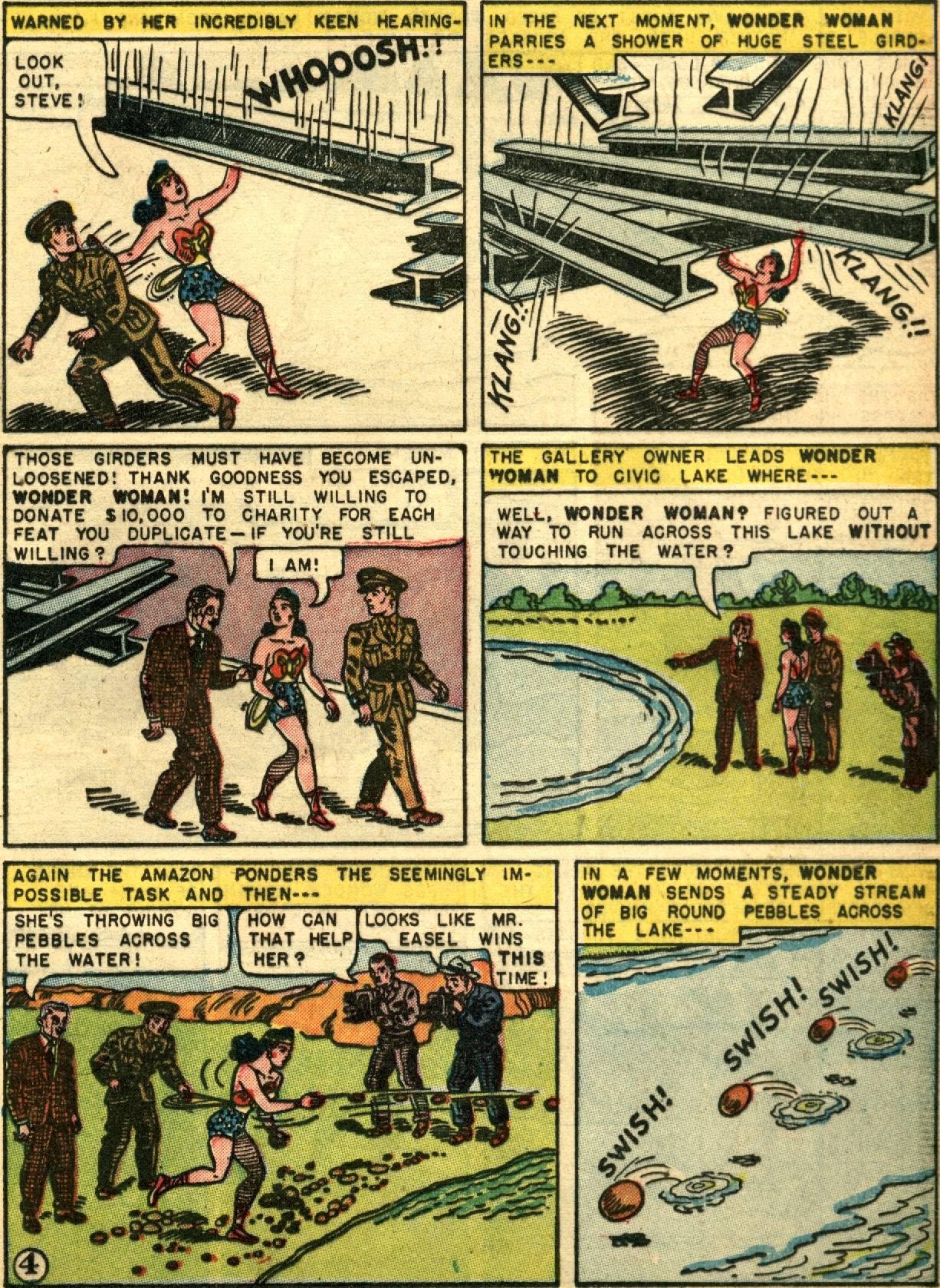 Read online Wonder Woman (1942) comic -  Issue #67 - 17