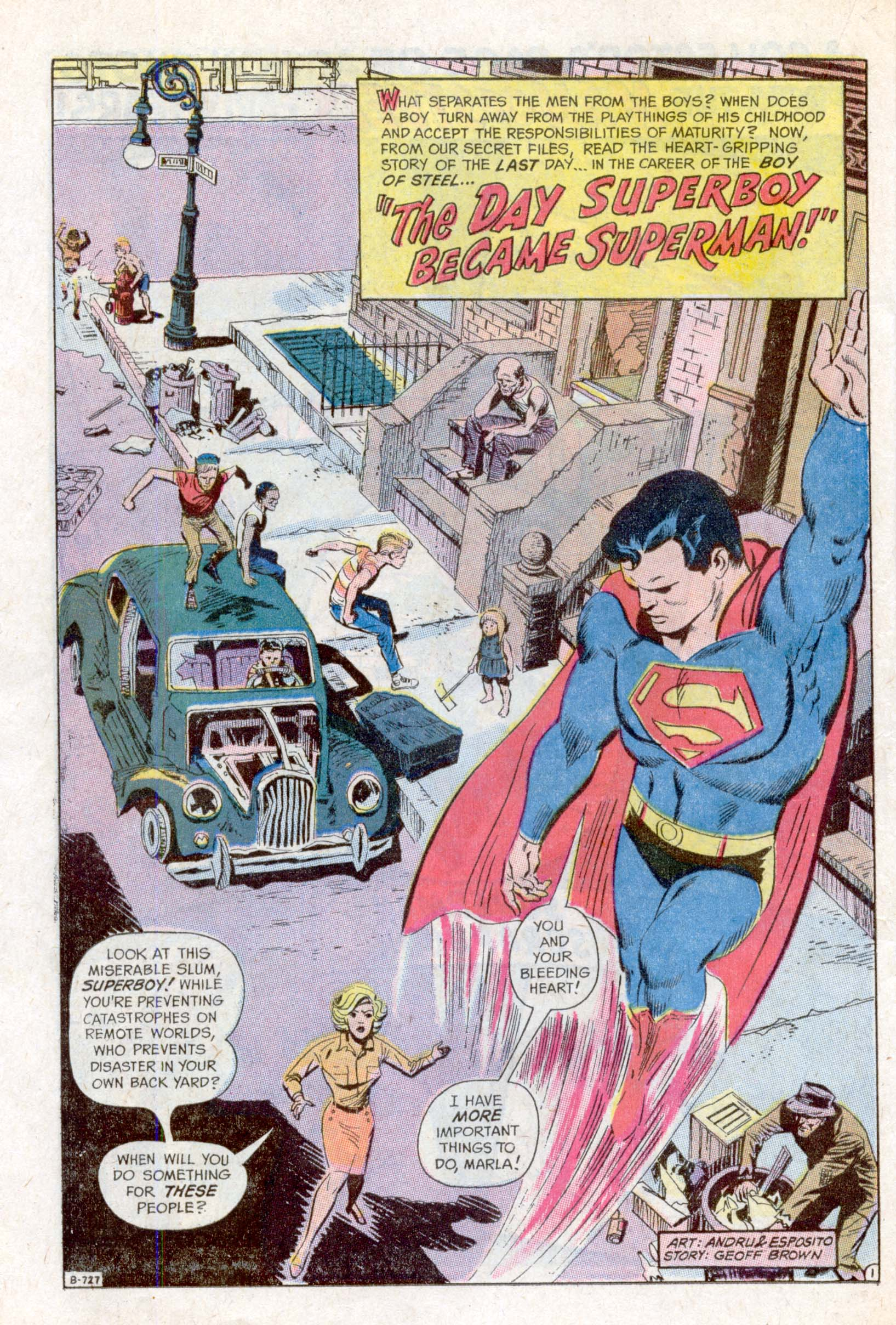 Read online Action Comics (1938) comic -  Issue #393 - 23