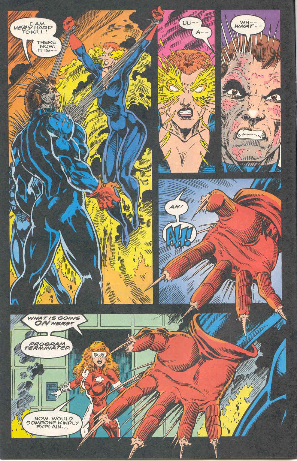 Read online Alpha Flight (1983) comic -  Issue #122 - 5