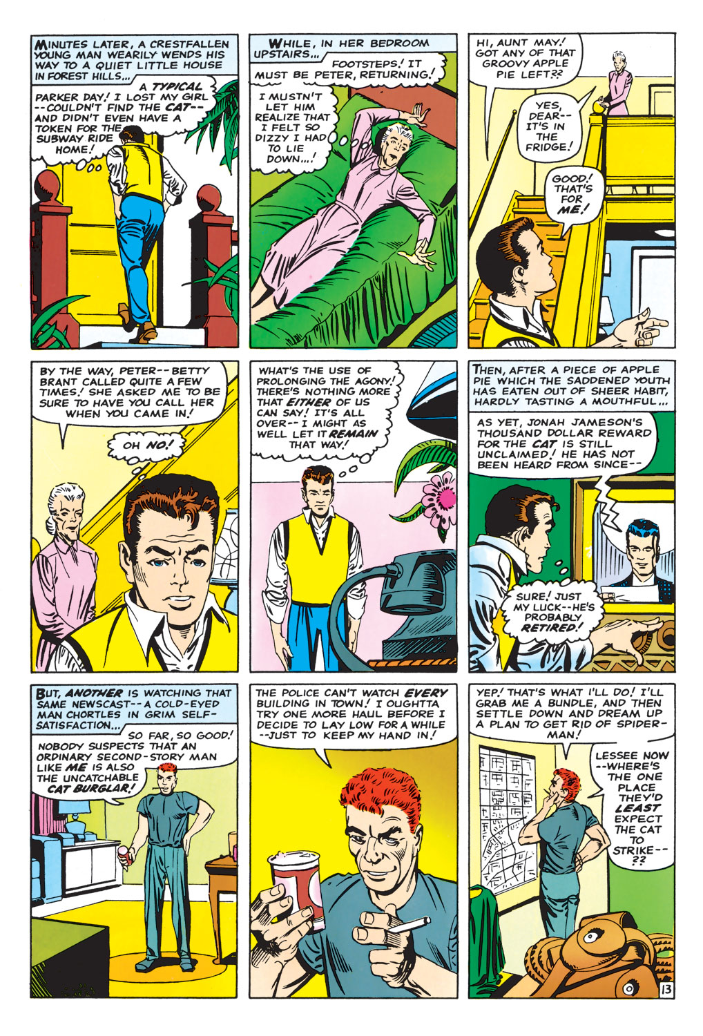 The Amazing Spider-Man (1963) 30 Page 13