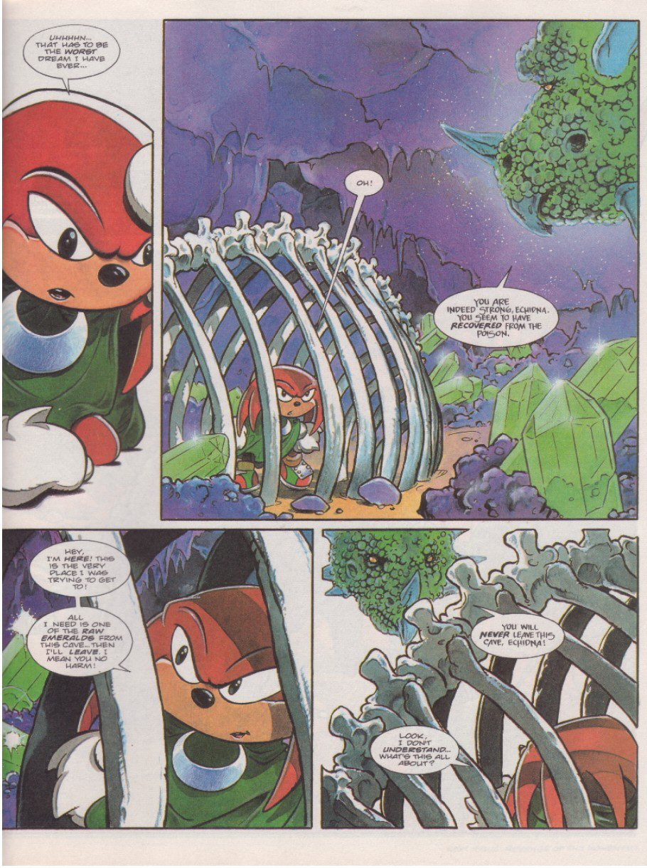 Read online Sonic the Comic comic -  Issue #70 - 19