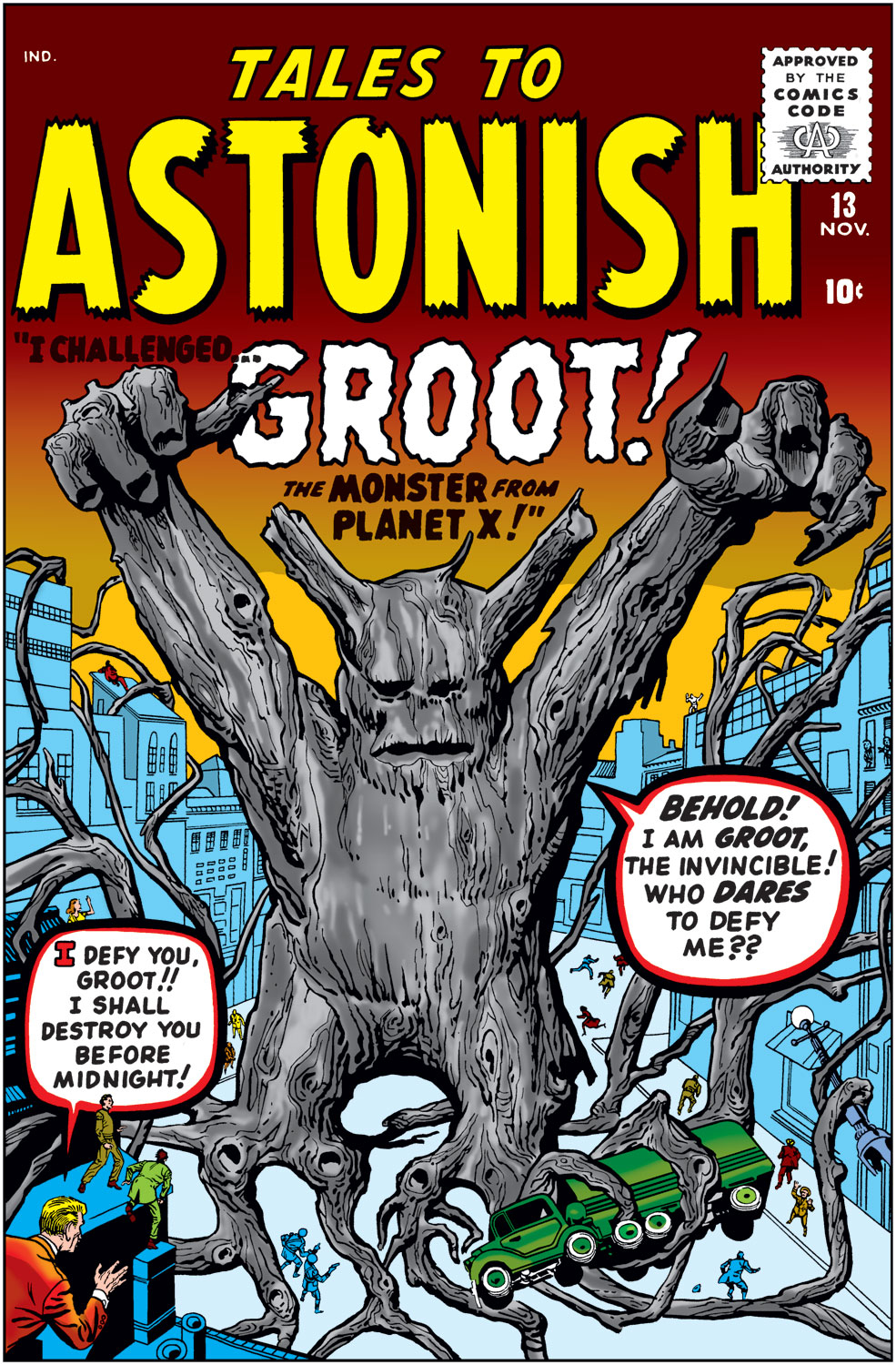 Tales to Astonish (1959) issue 13 - Page 1