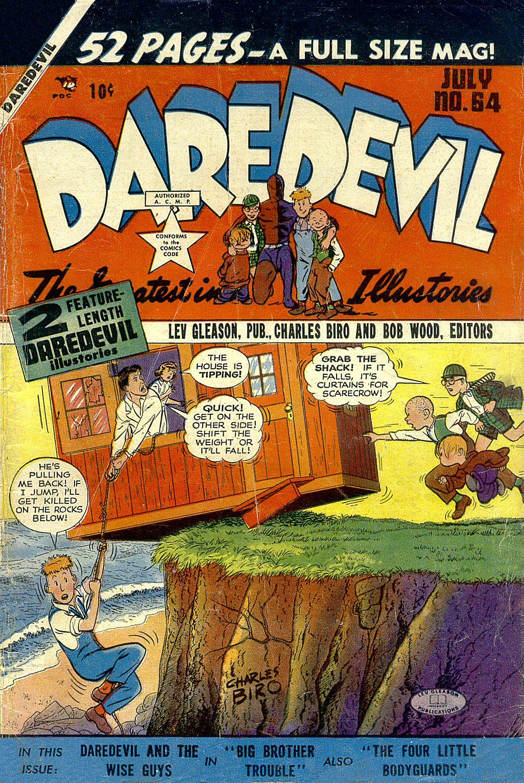 Daredevil (1941) 64 Page 1