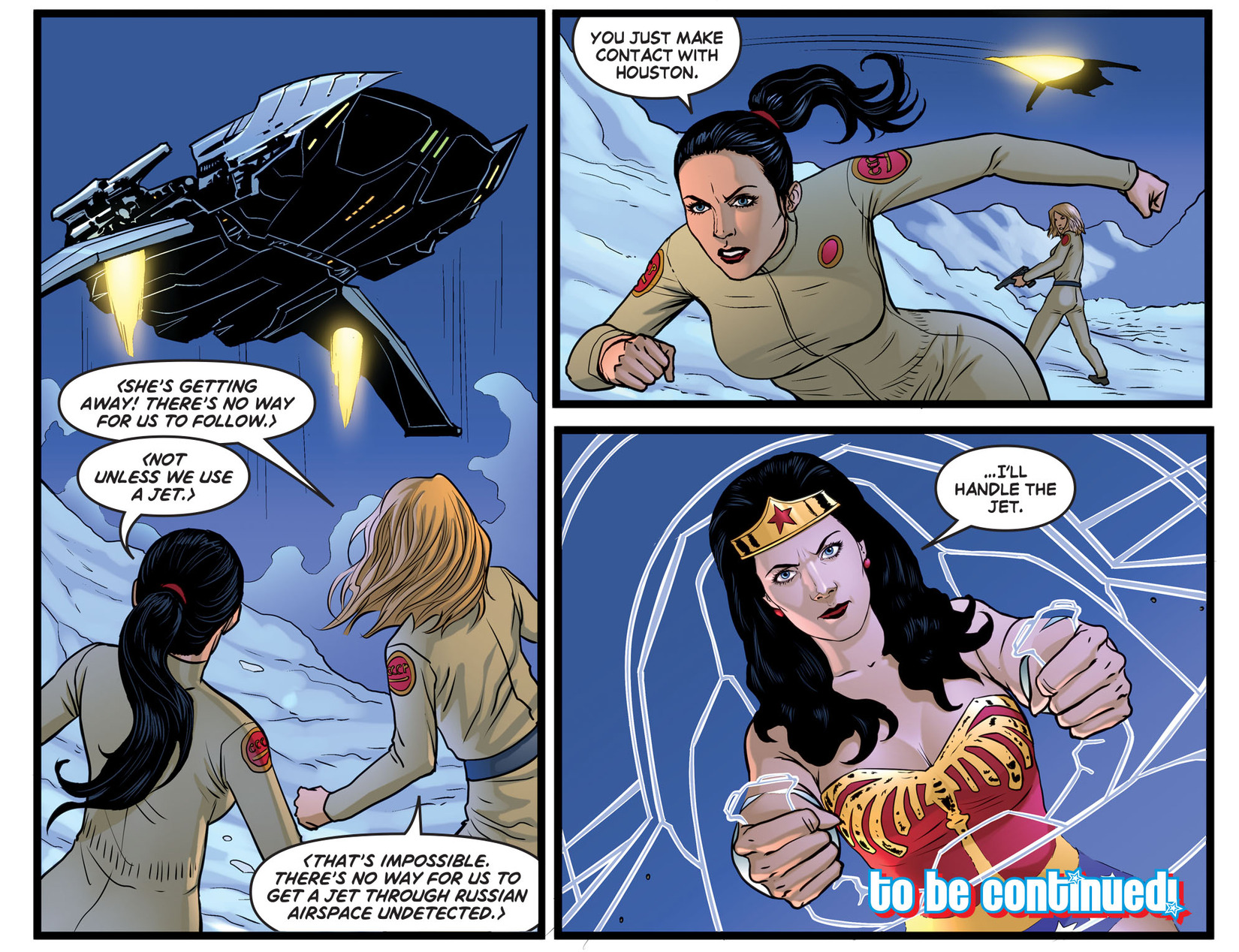 Read online Wonder Woman '77 [I] comic -  Issue #26 - 22
