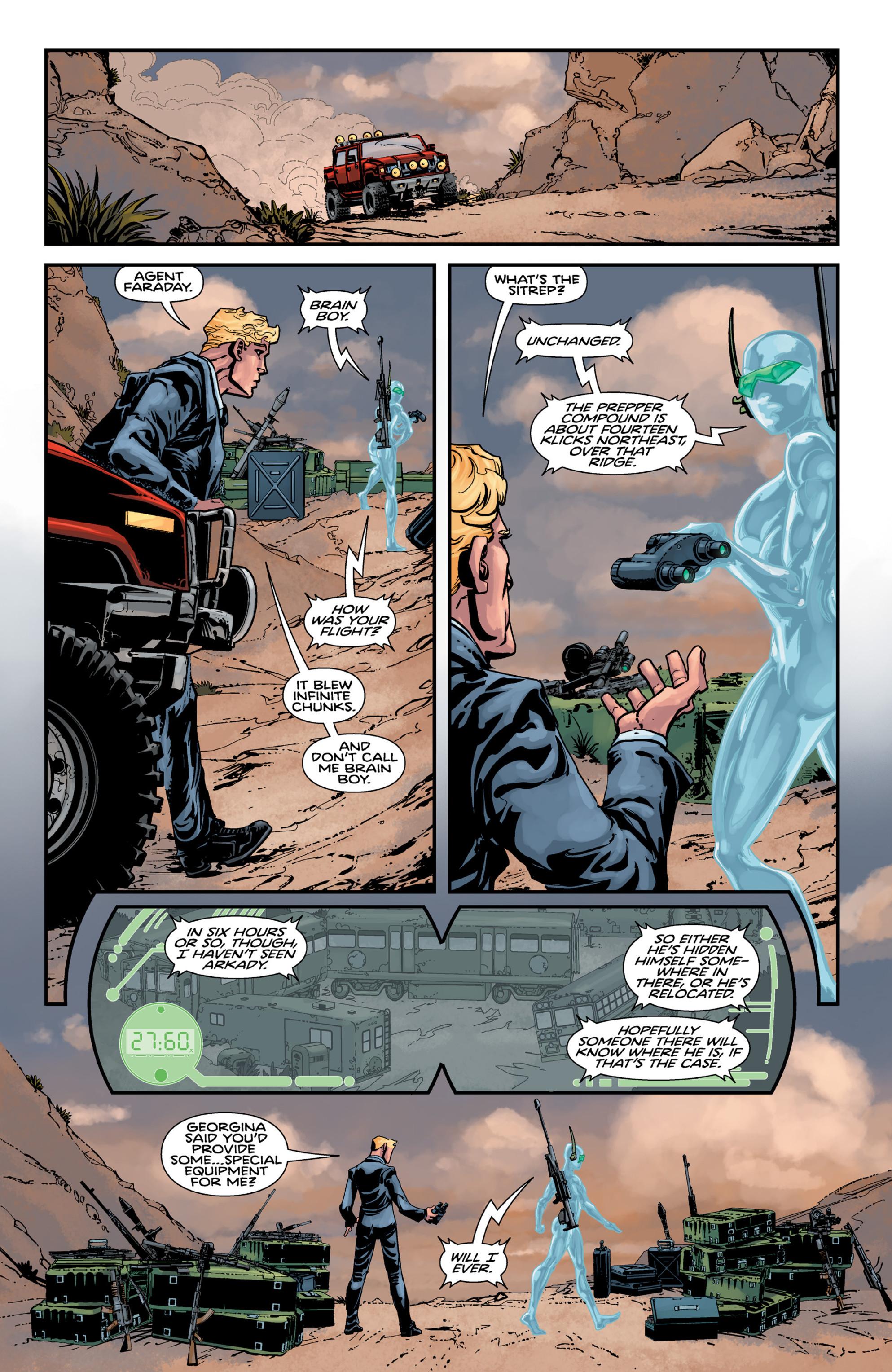Read online Brain Boy:  The Men from G.E.S.T.A.L.T. comic -  Issue # TPB - 41