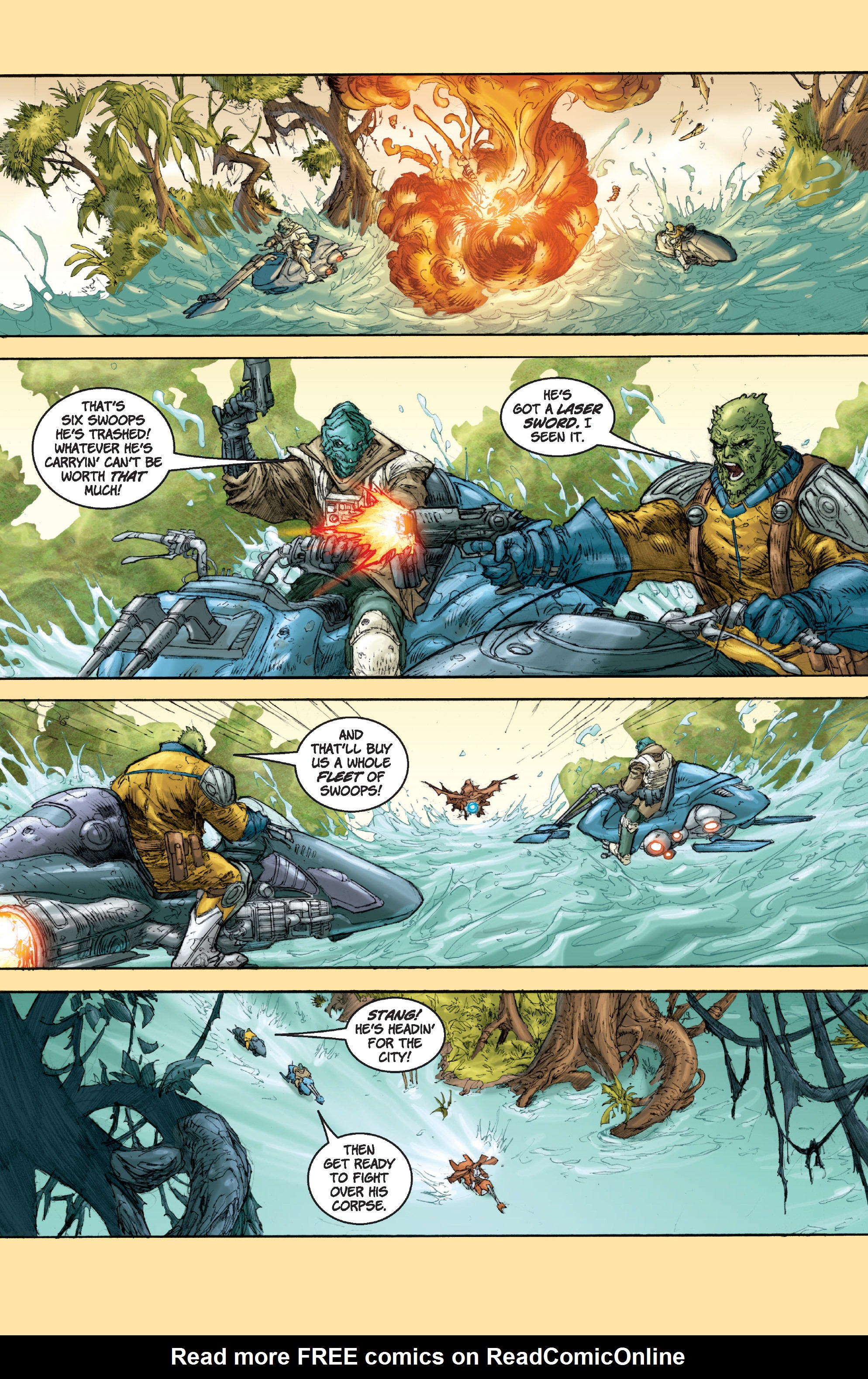 Read online Star Wars Omnibus comic -  Issue # Vol. 26 - 78