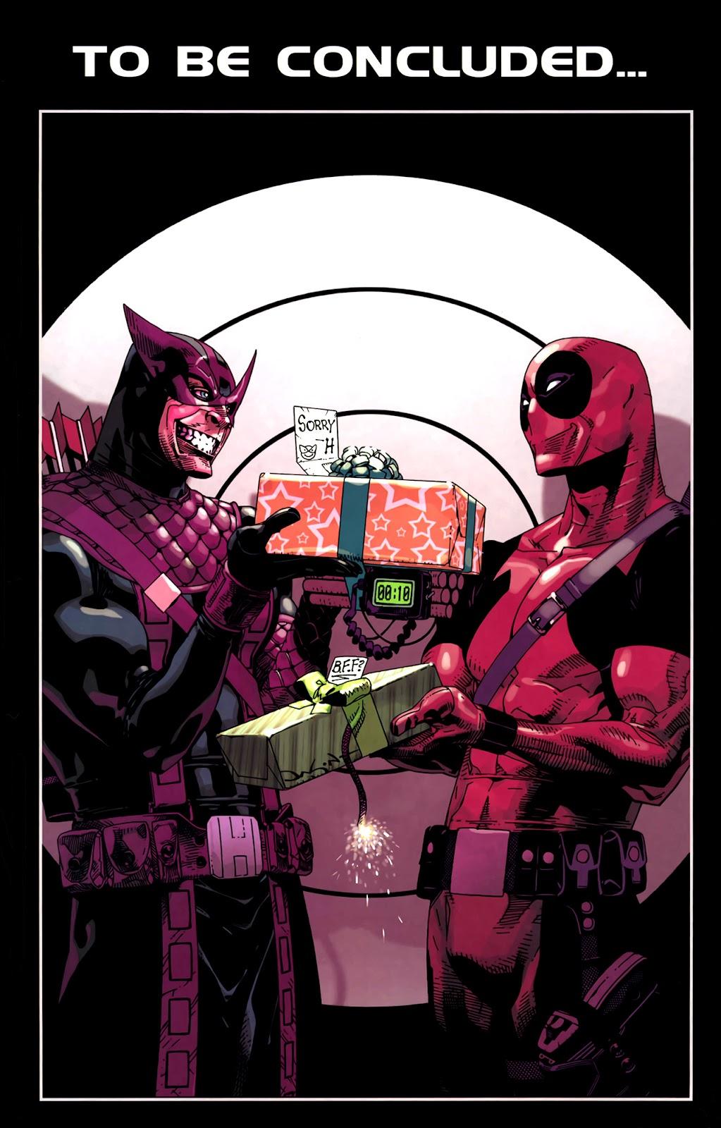 Read online Deadpool (2008) comic -  Issue #11 - 25