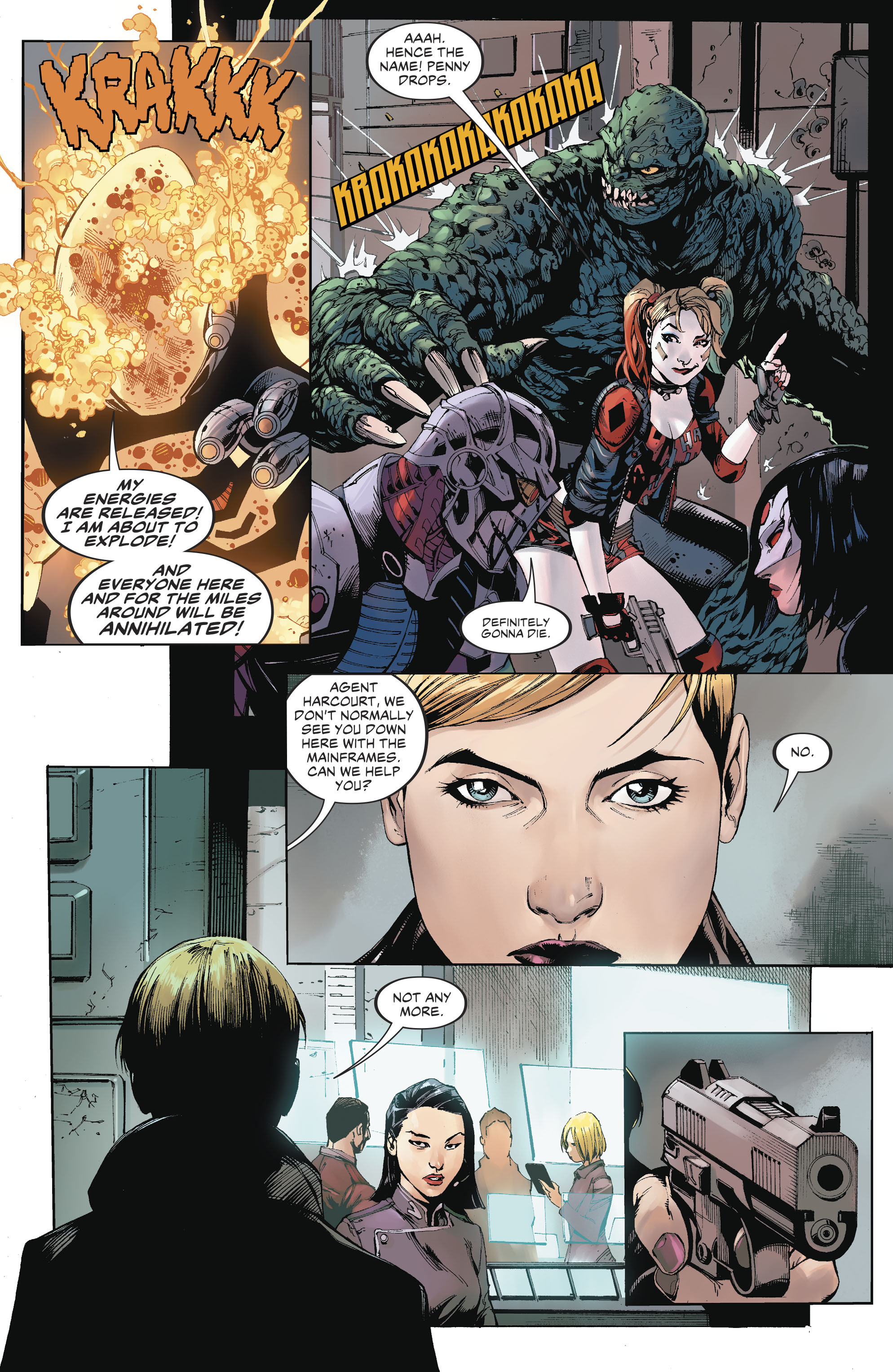 Read online Suicide Squad (2016) comic -  Issue #17 - 10