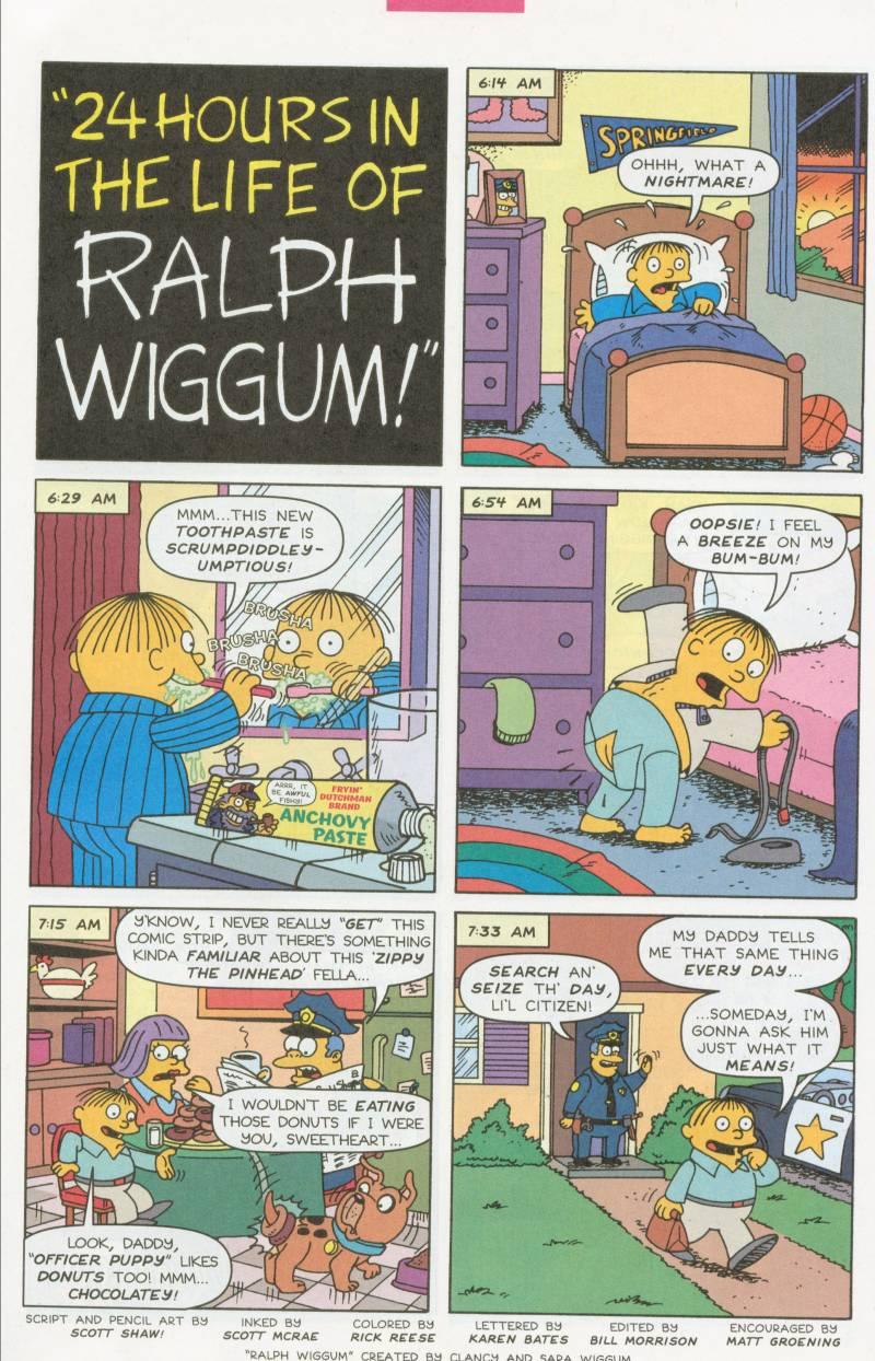 Read online Simpsons Comics Presents Bart Simpson comic -  Issue #6 - 24