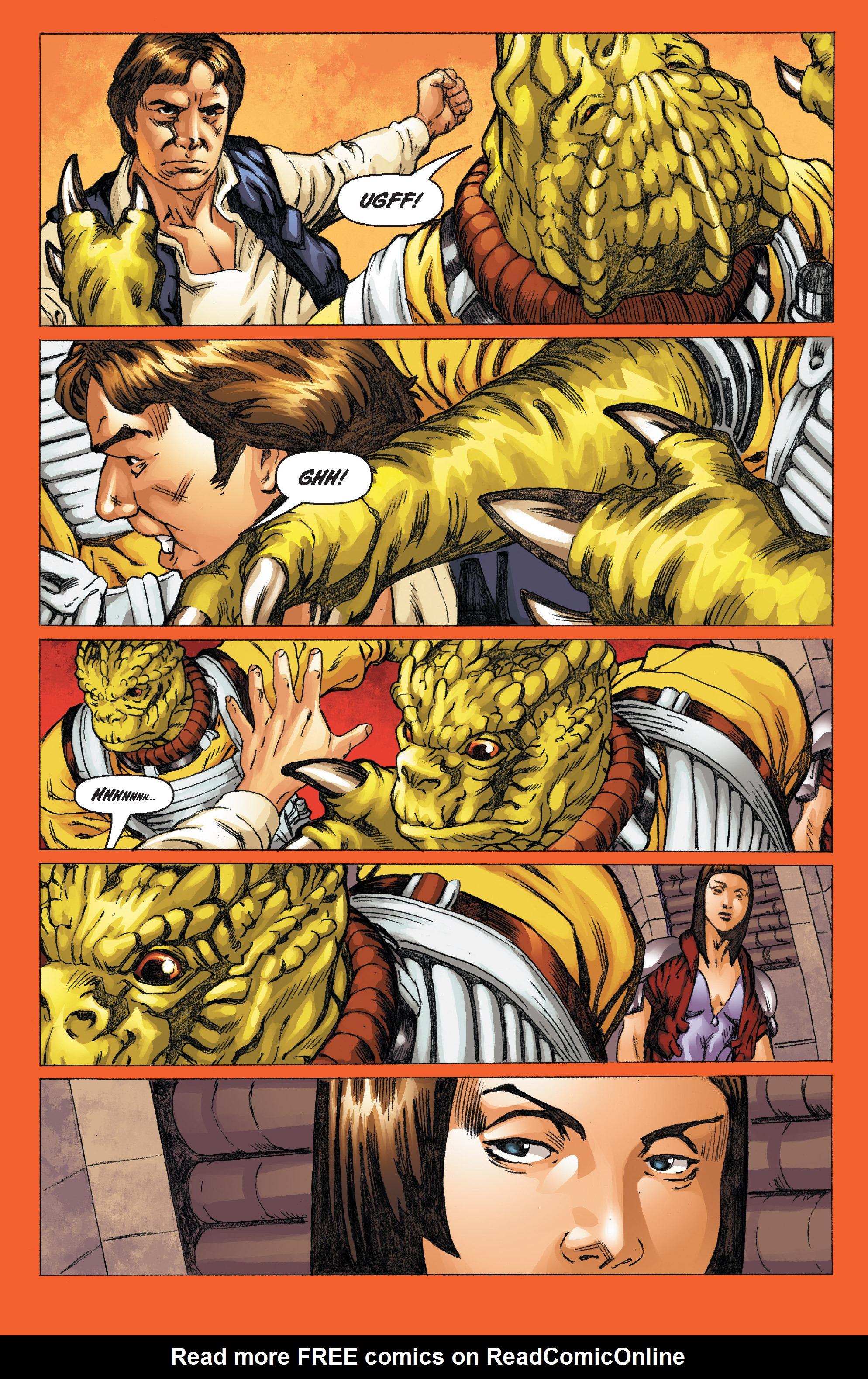 Read online Star Wars Omnibus comic -  Issue # Vol. 17 - 350