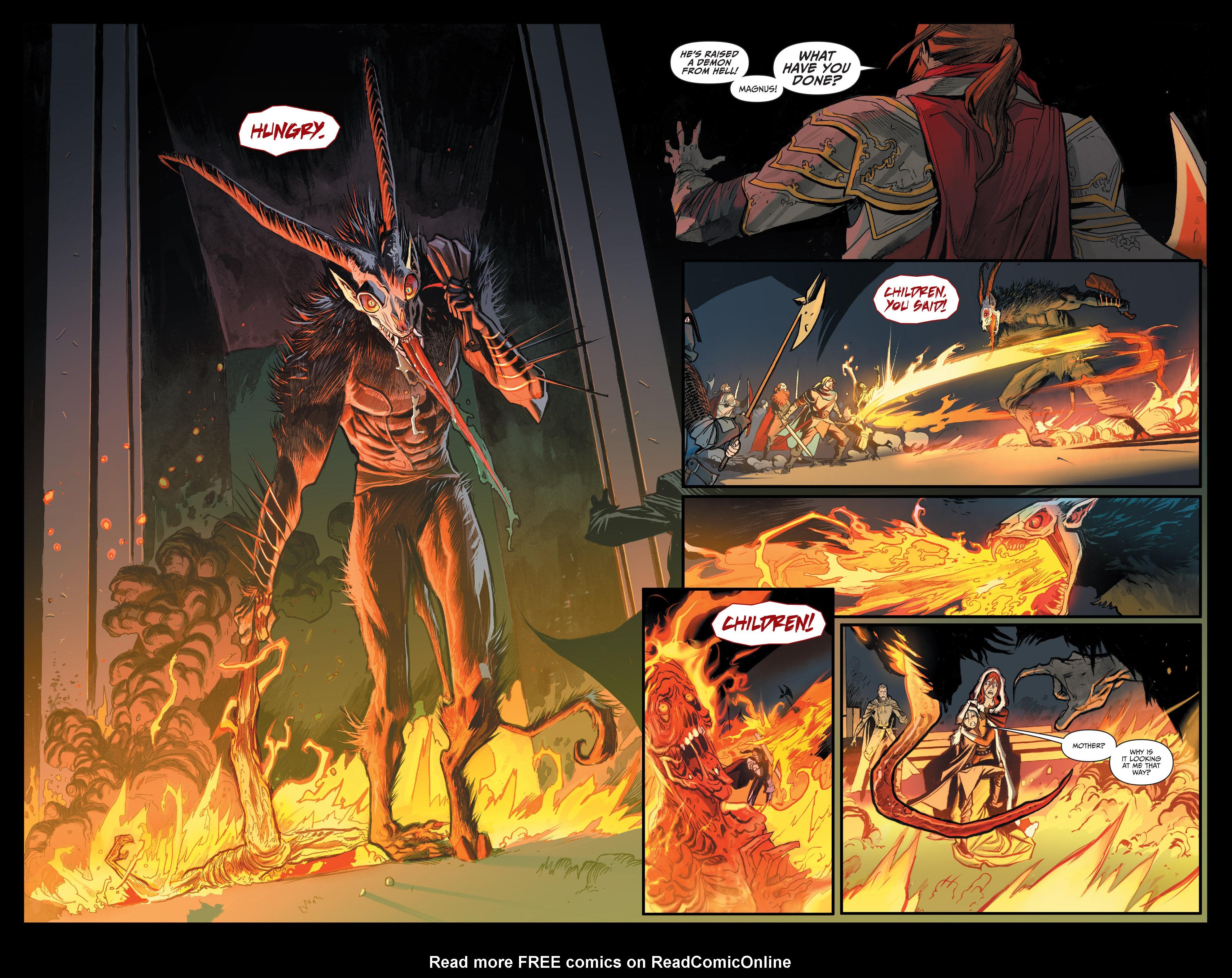 Read online Klaus comic -  Issue #6 - 20