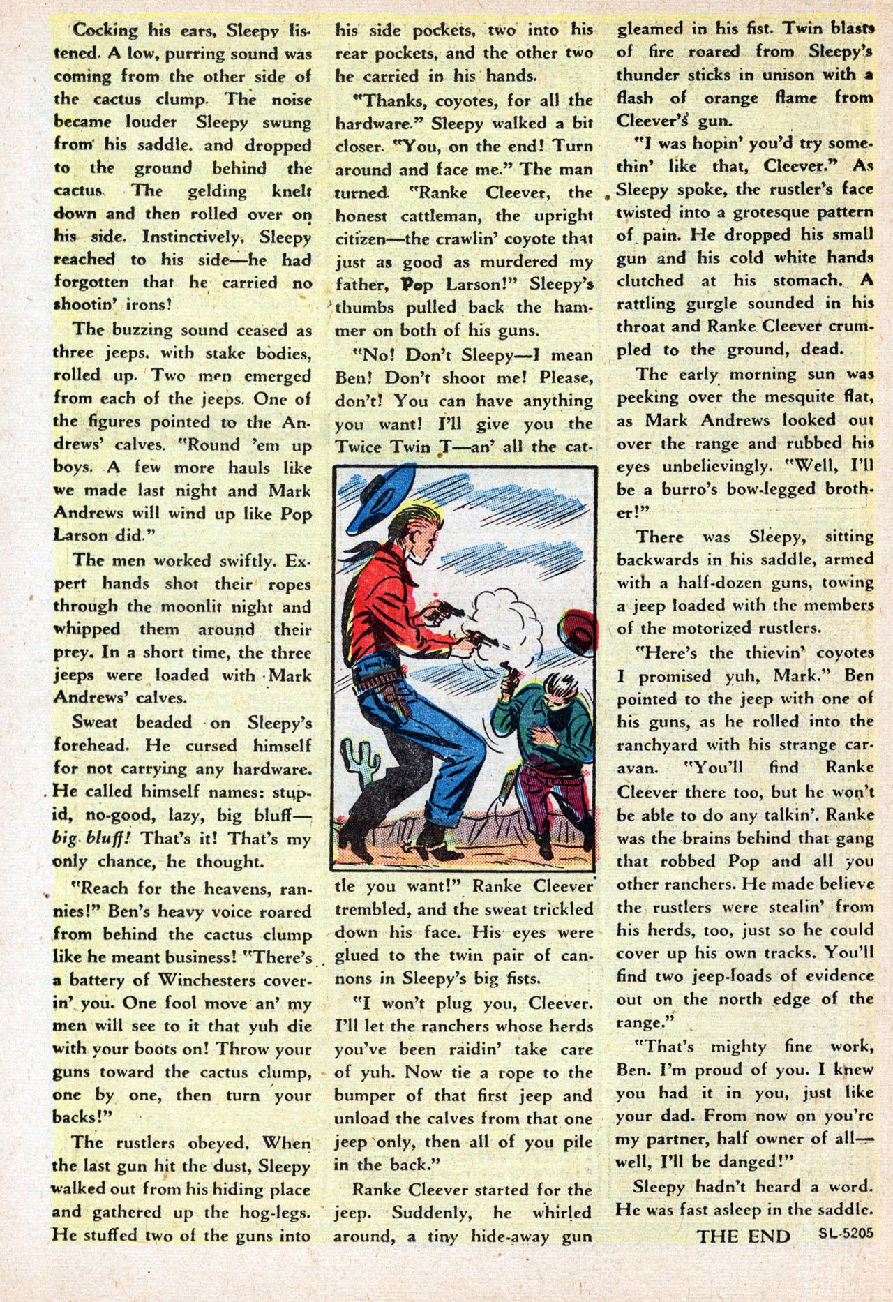 Read online Two-Gun Kid comic -  Issue #8 - 22