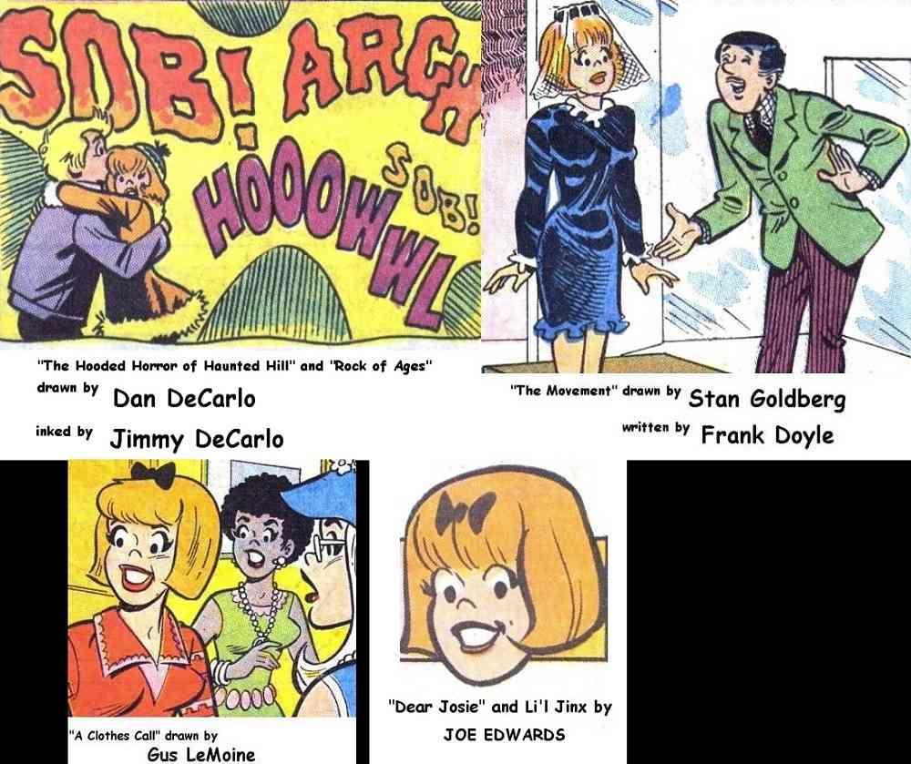 Read online She's Josie comic -  Issue #62 - 53