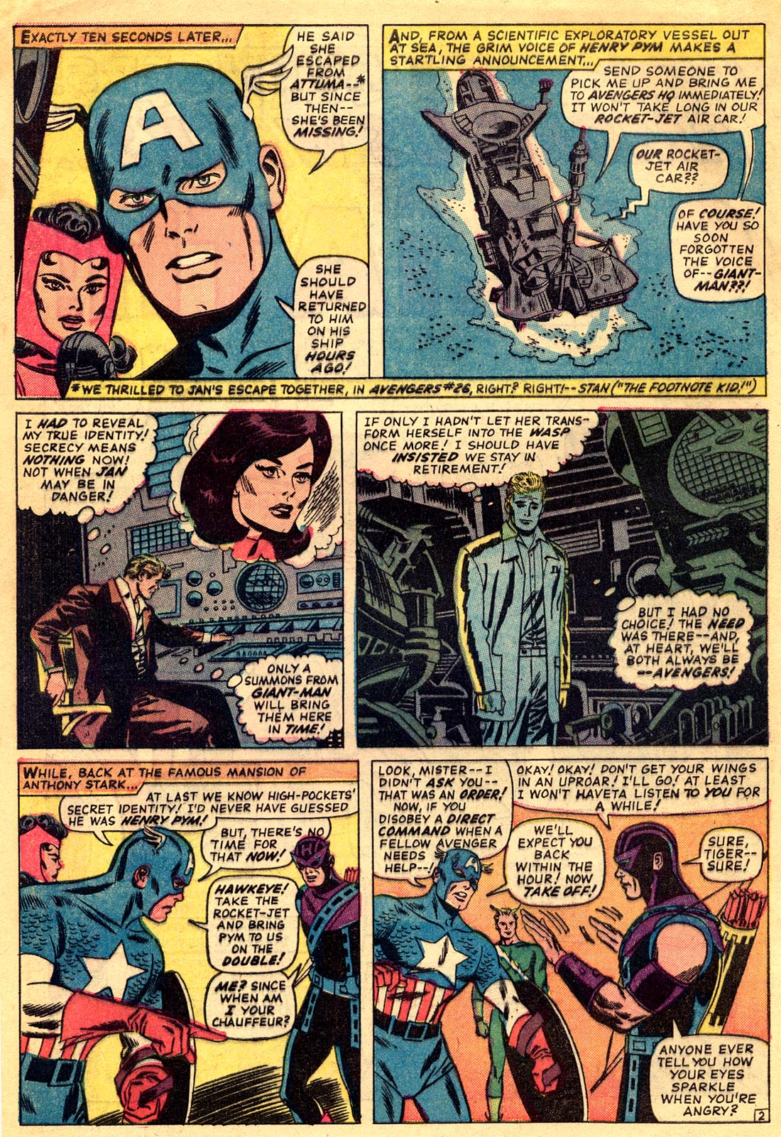 The Avengers (1963) 28 Page 3