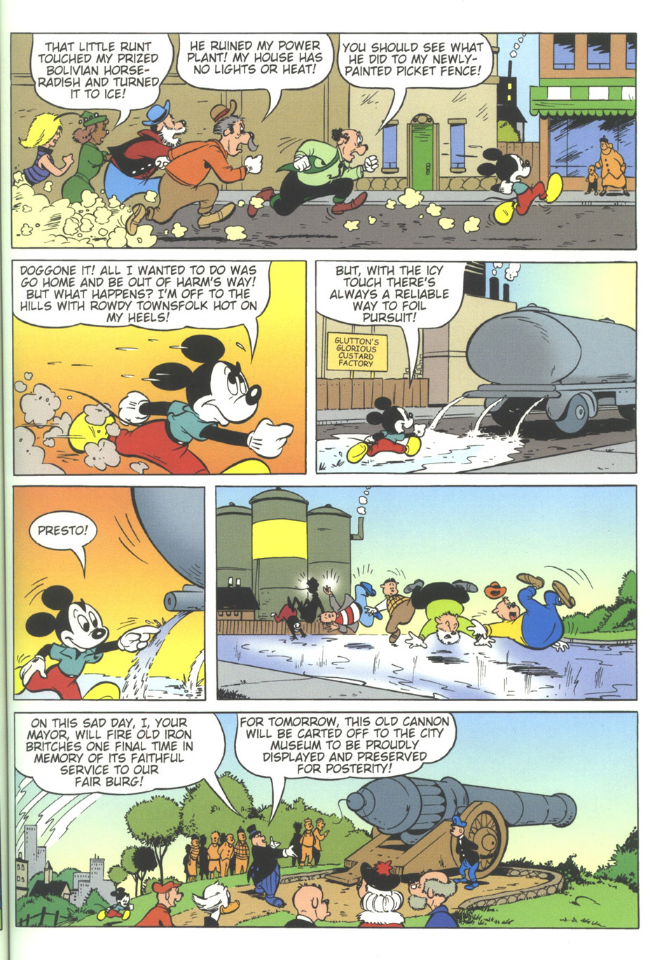 Read online Uncle Scrooge (1953) comic -  Issue #317 - 39