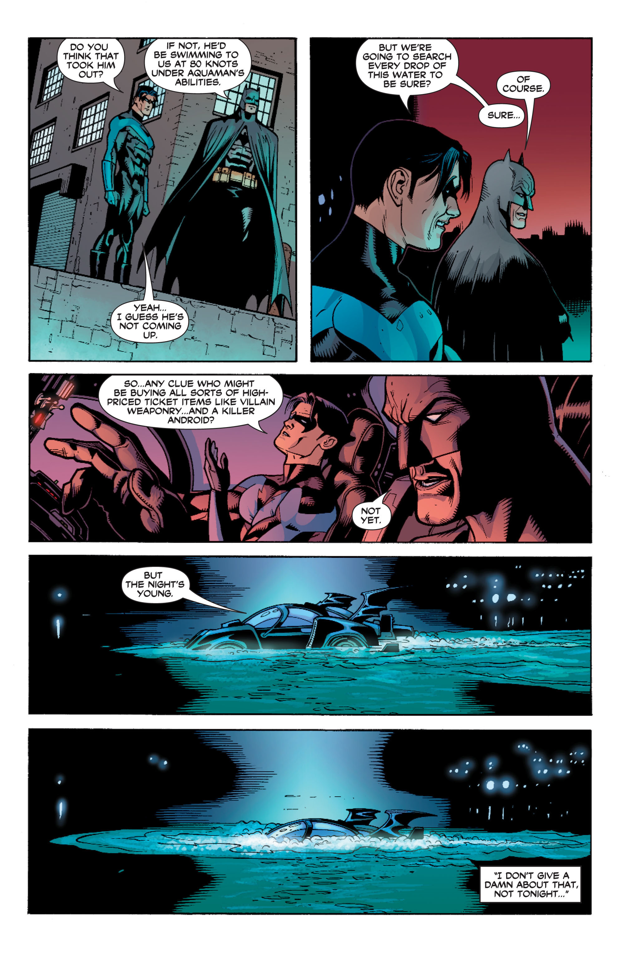Read online Batman: Under The Red Hood comic -  Issue # Full - 74