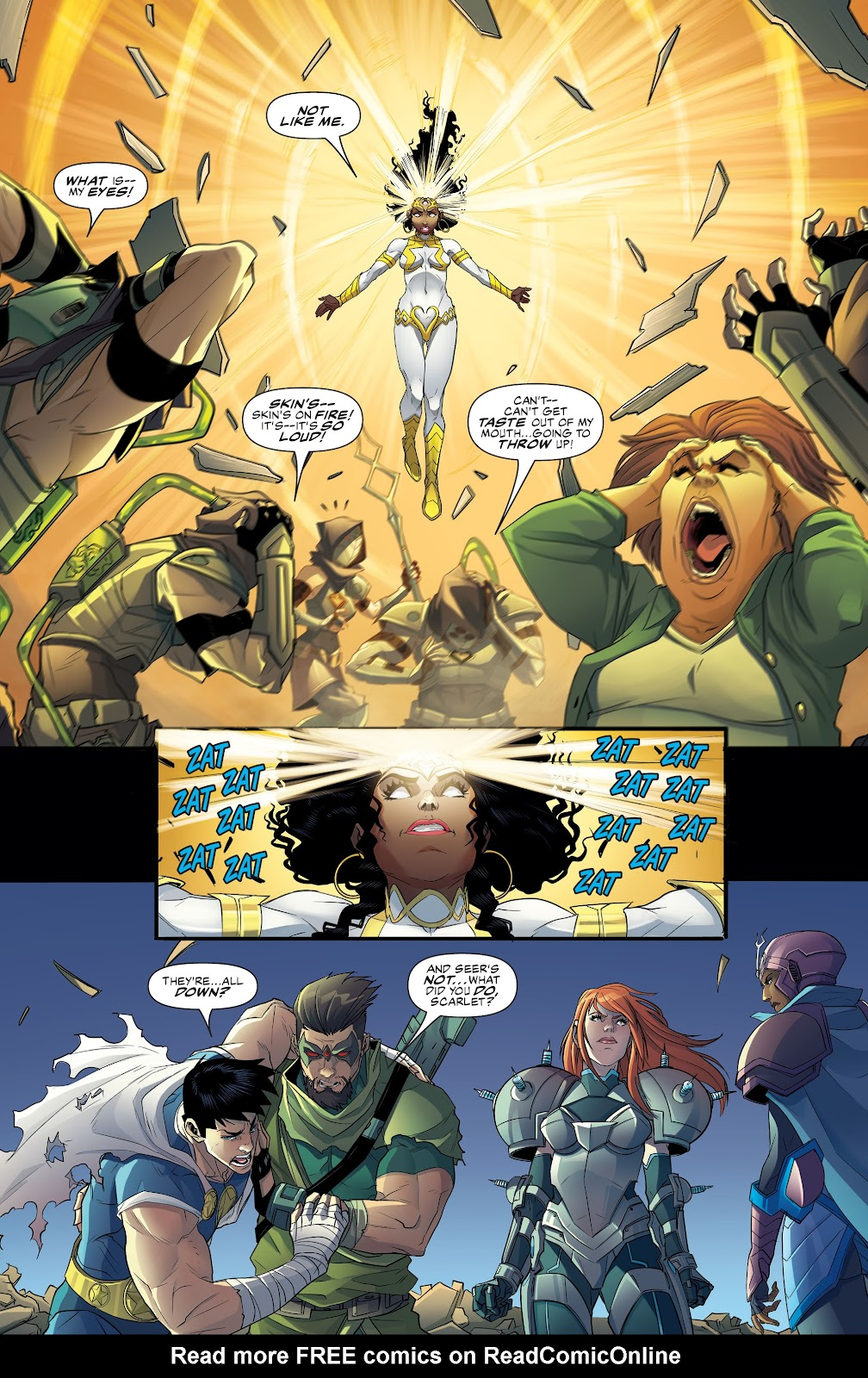 Commanders In Crisis issue 4 - Page 18