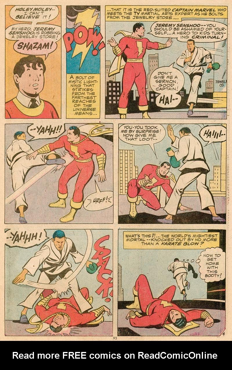 Read online Shazam! (1973) comic -  Issue #12 - 82