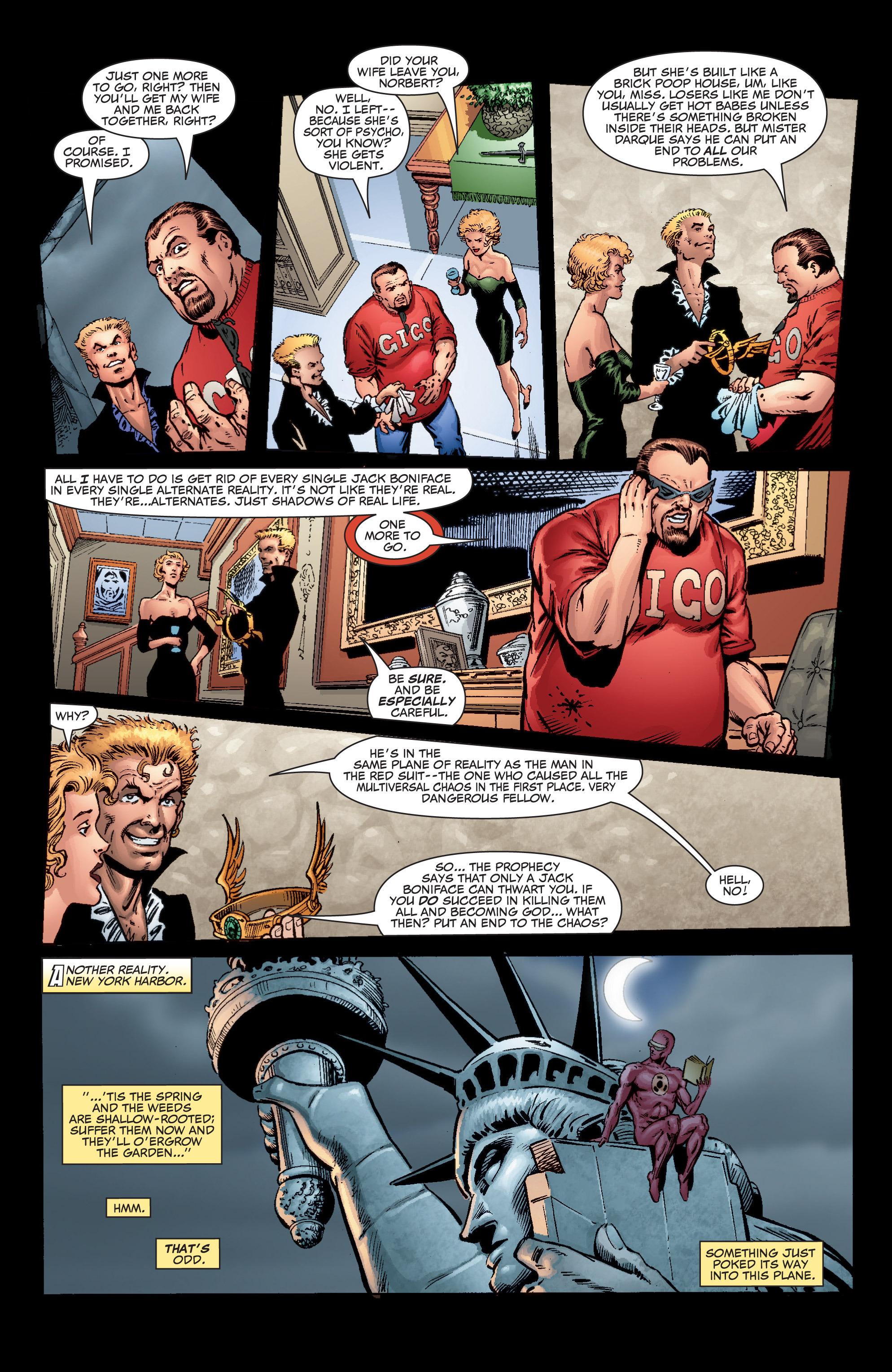 Read online Shadowman (1999) comic -  Issue #3 - 27