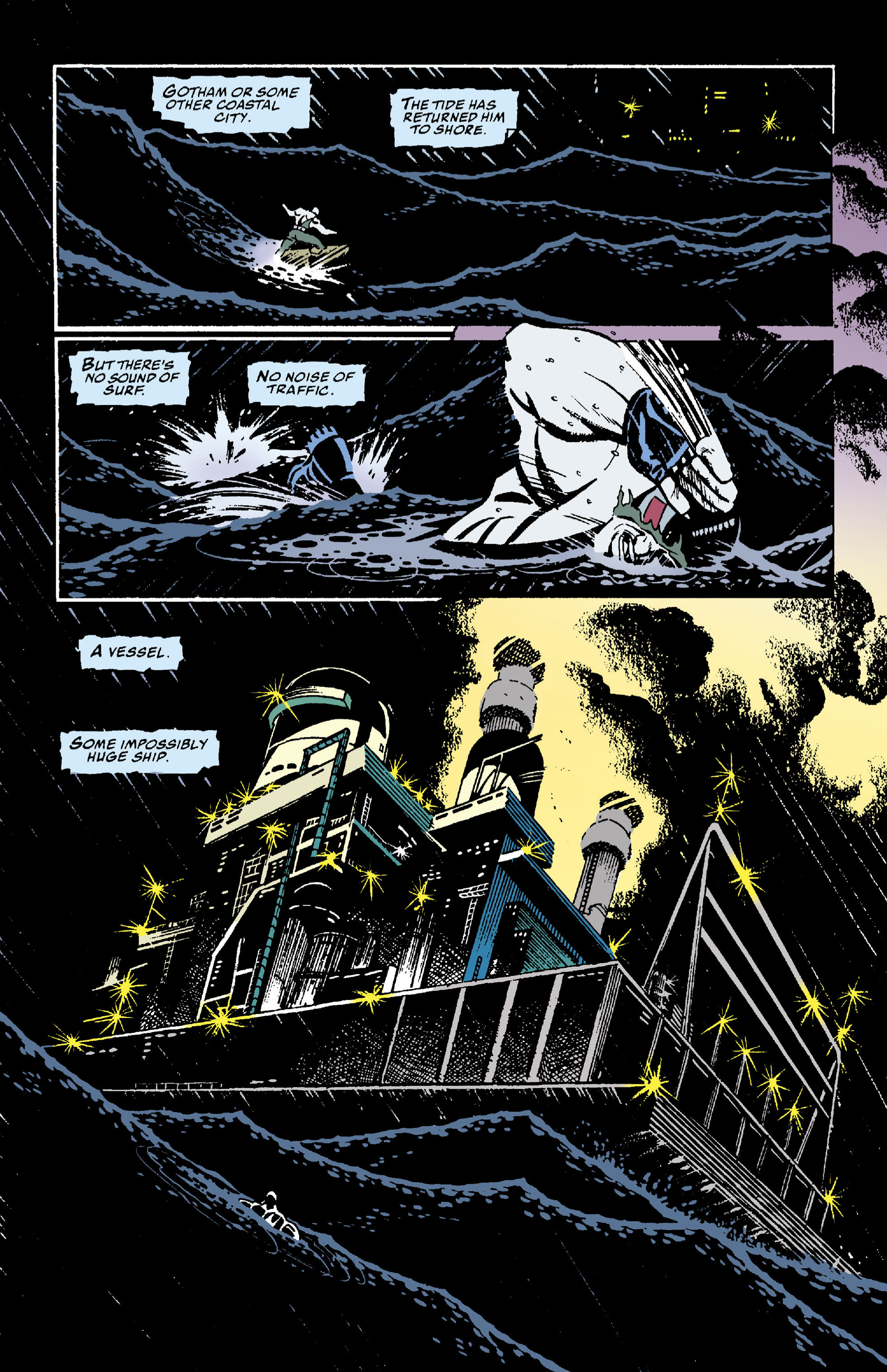 Read online Batman: Bane comic -  Issue # Full - 7