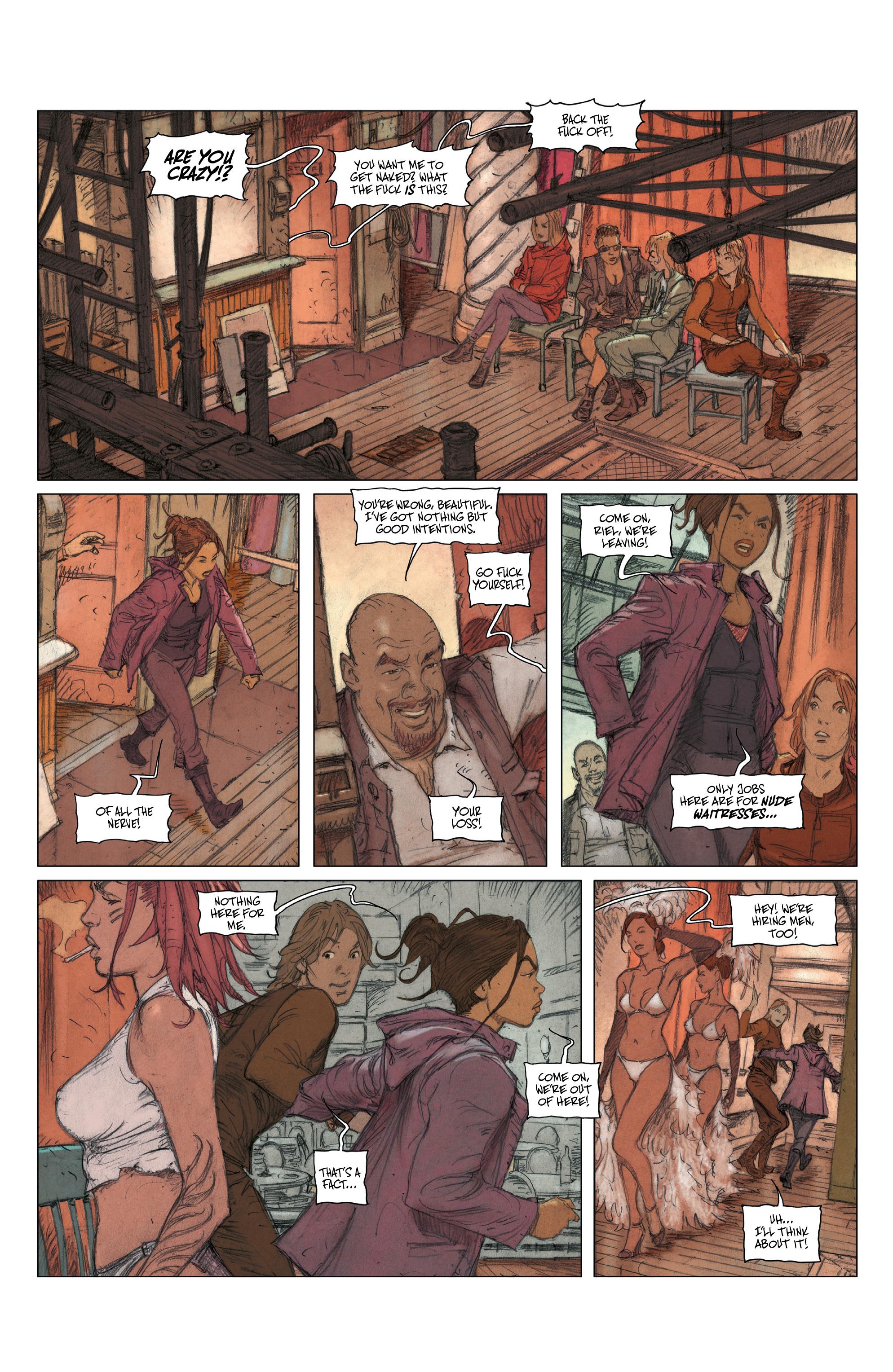 Read online Ab Irato comic -  Issue #2 - 3