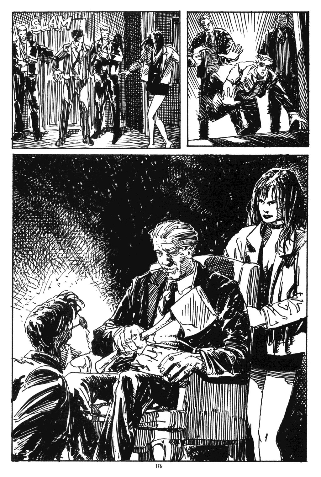 Read online A History of Violence comic -  Issue #A History of Violence Full - 189