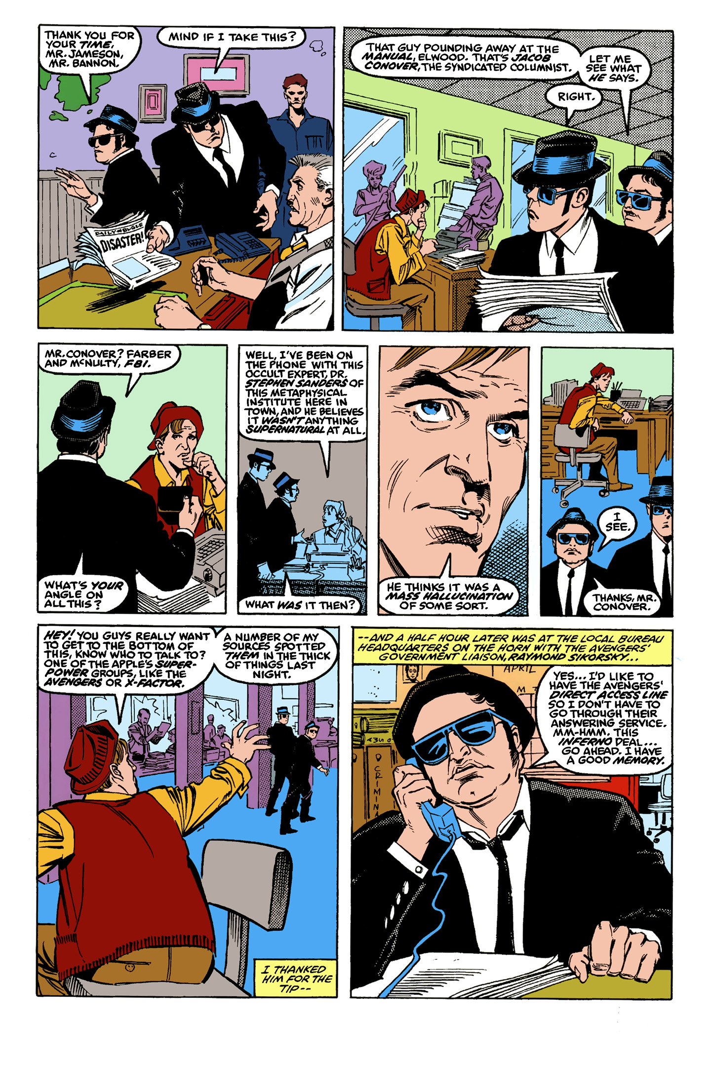 Read online X-Factor (1986) comic -  Issue # _ Annual 4 - 43