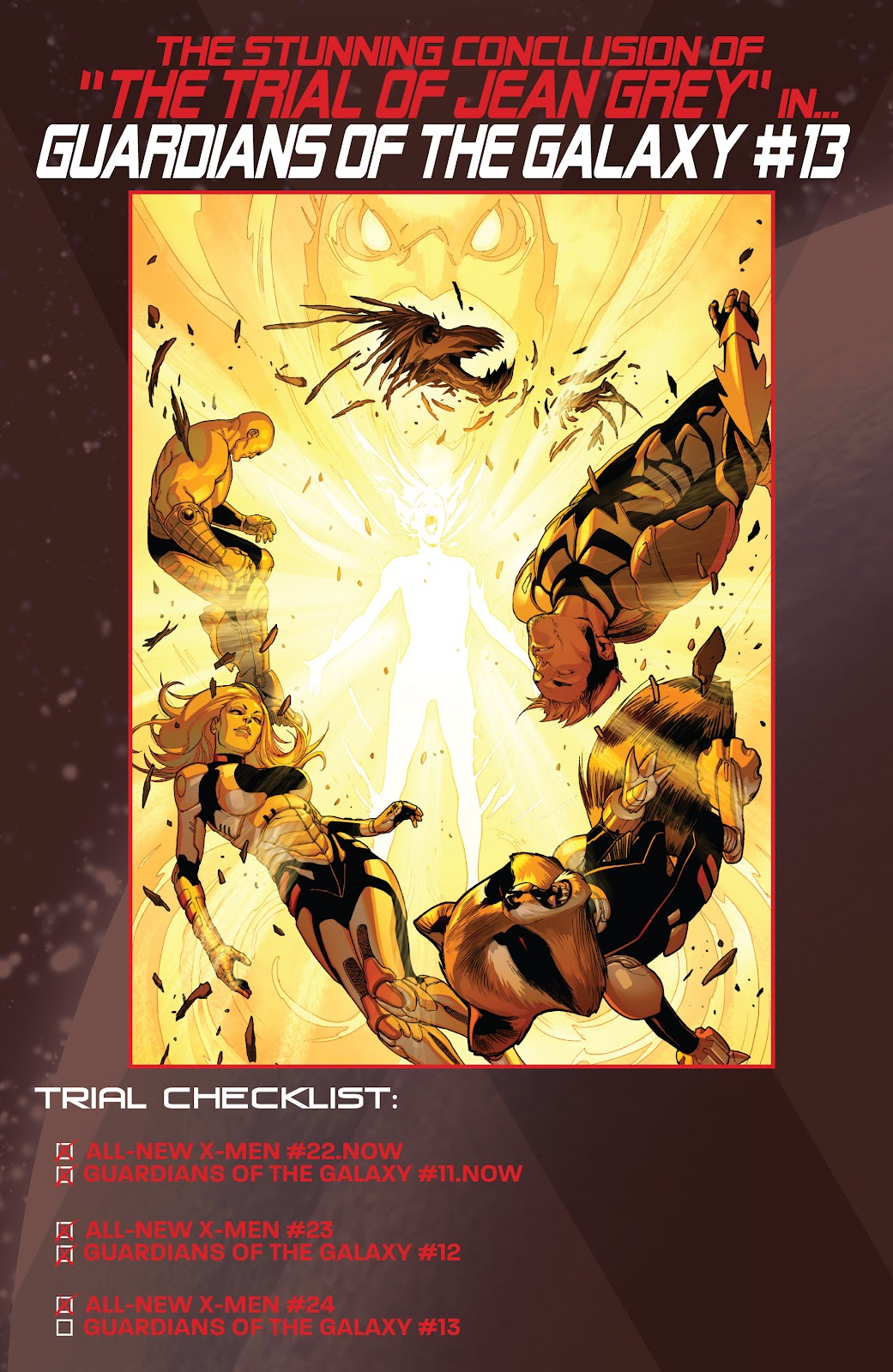 Guardians of the Galaxy/All-New X-Men: The Trial of Jean Grey issue TPB - Page 96