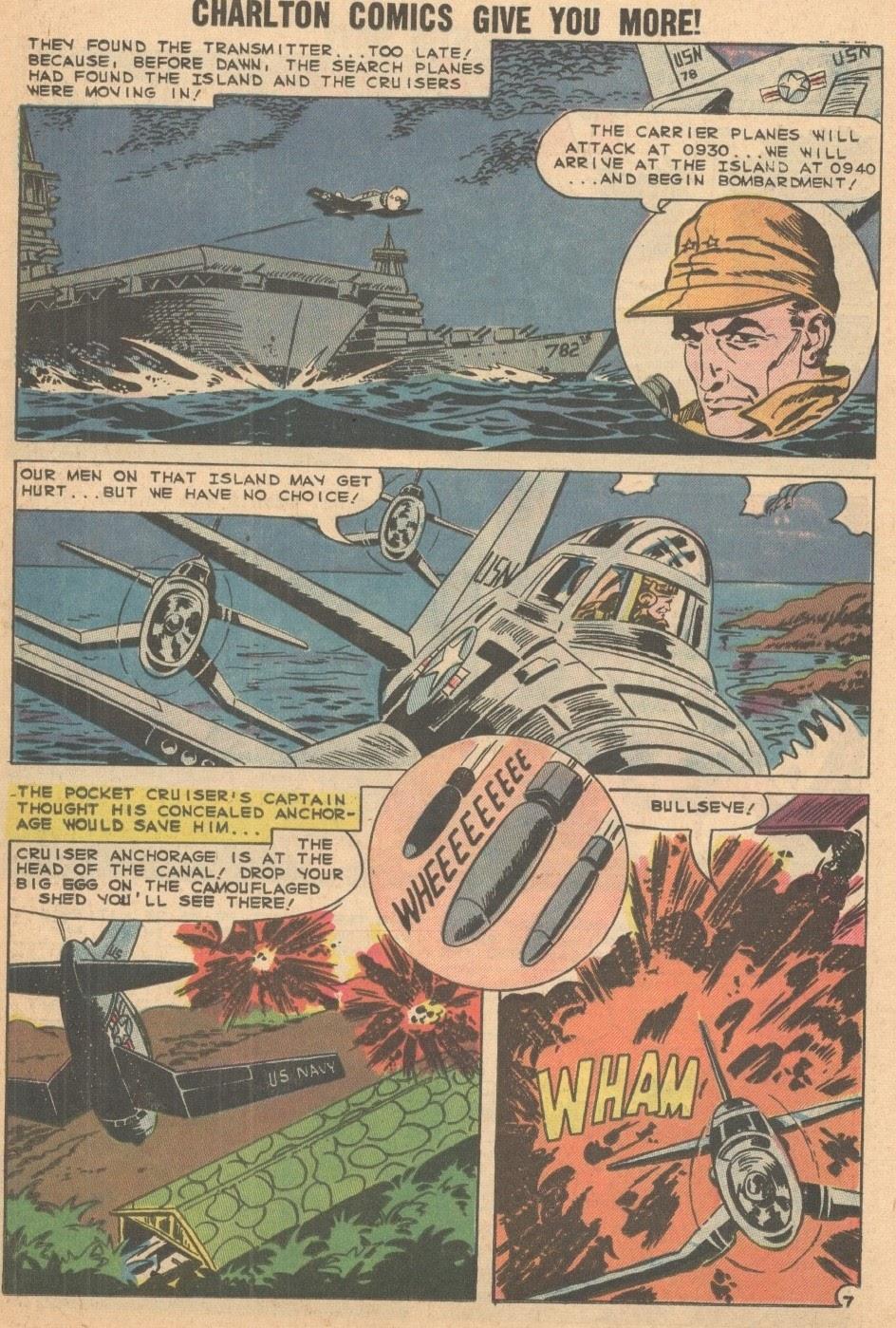 Read online Fightin' Navy comic -  Issue #93 - 23