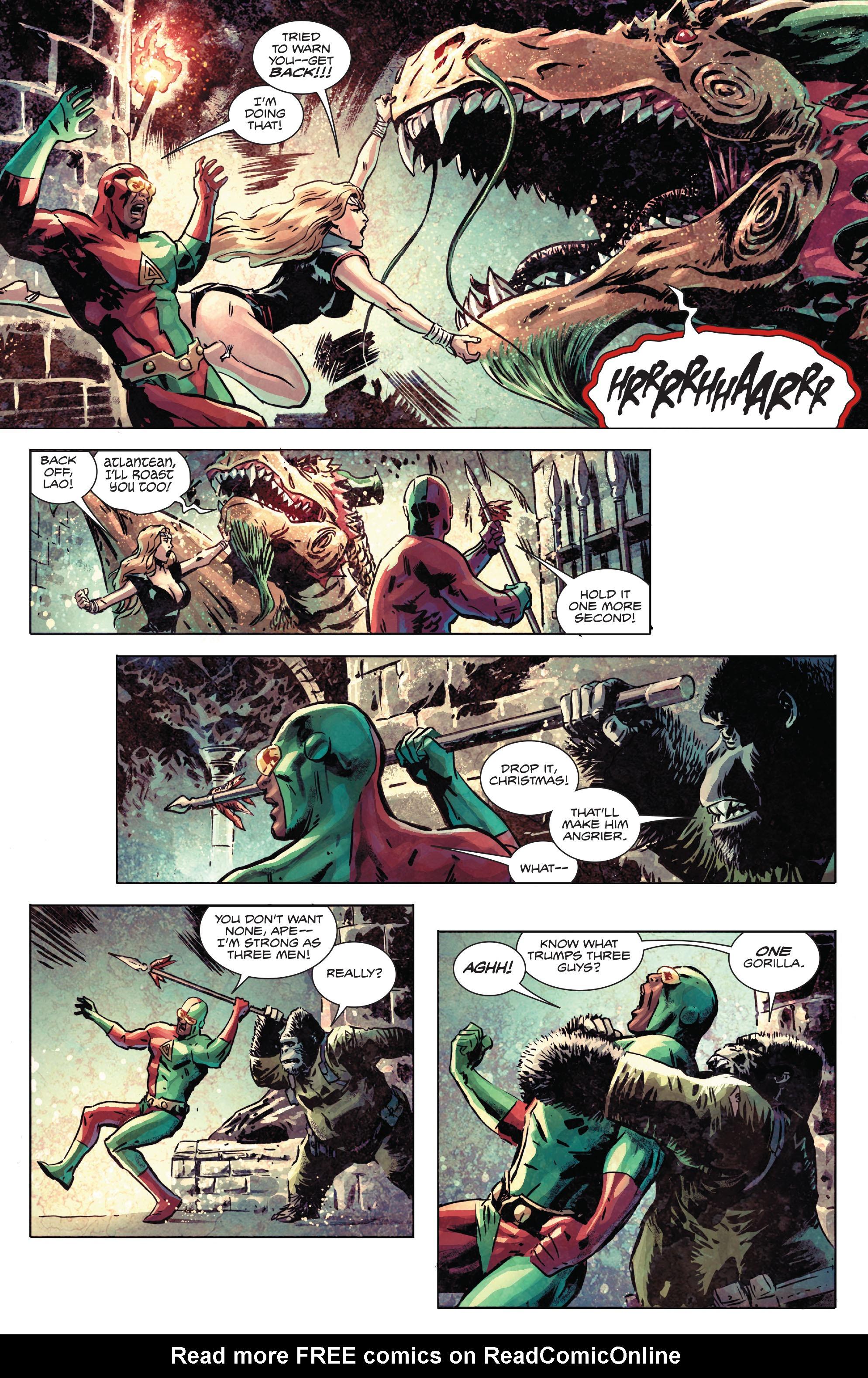 Read online Atlas comic -  Issue #2 - 5