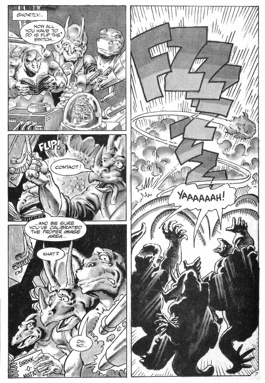 Dinosaurs For Hire (1988) issue 6 - Page 9