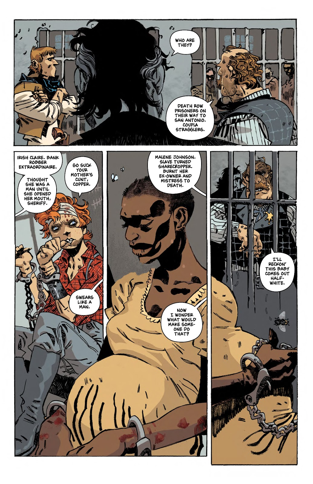 Read online The Seven Deadly Sins comic -  Issue # TPB (Part 1) - 21