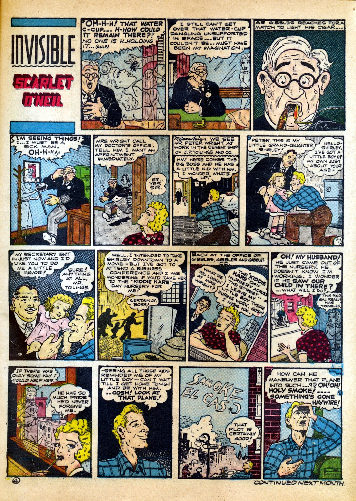 Read online Famous Funnies comic -  Issue #82 - 9