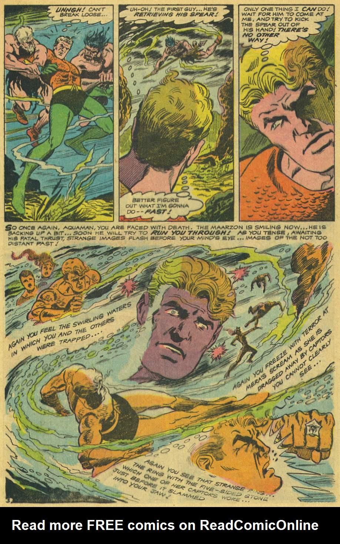 Read online Aquaman (1962) comic -  Issue #42 - 5