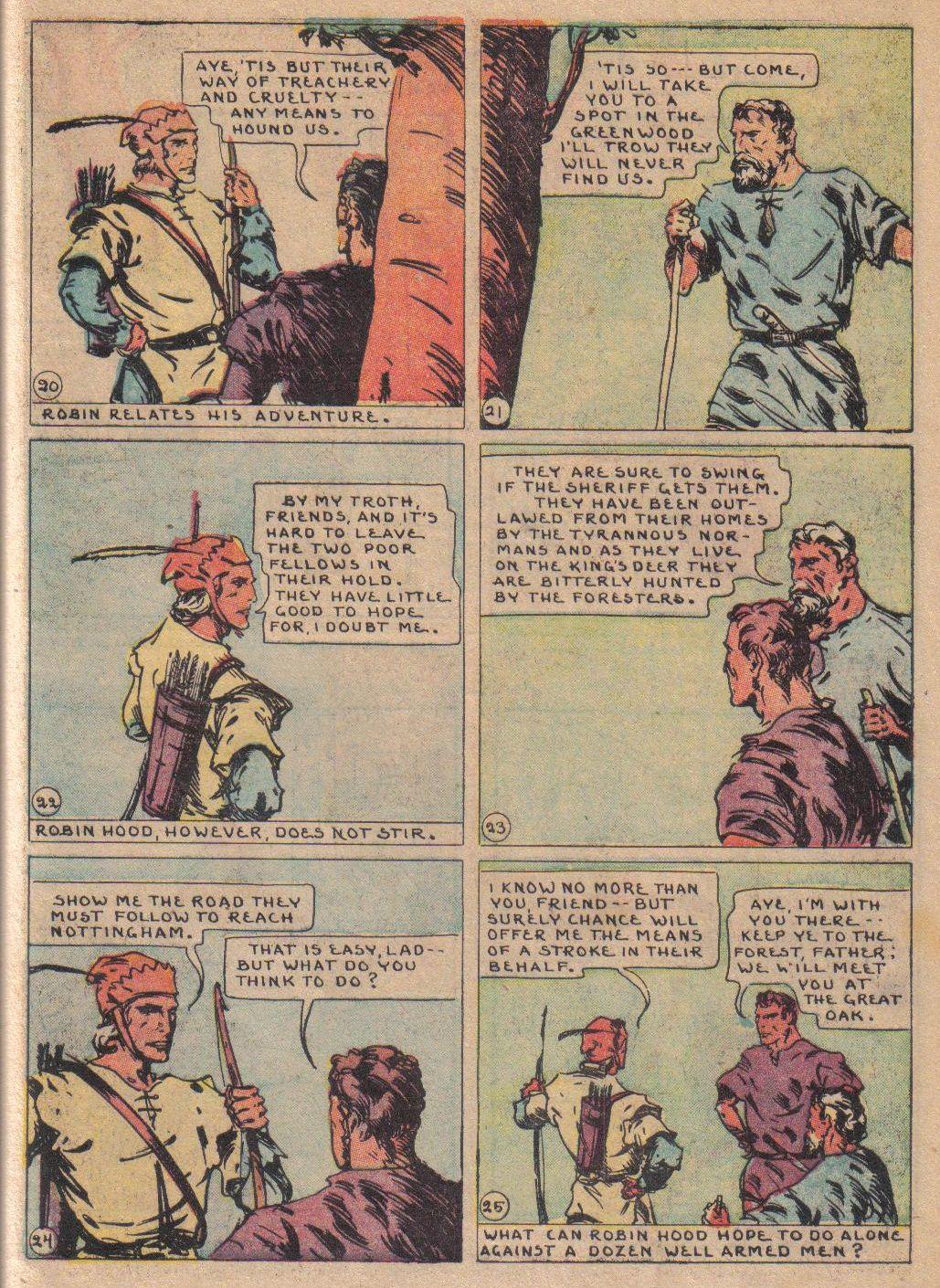 Read online Adventure Comics (1938) comic -  Issue #24 - 49