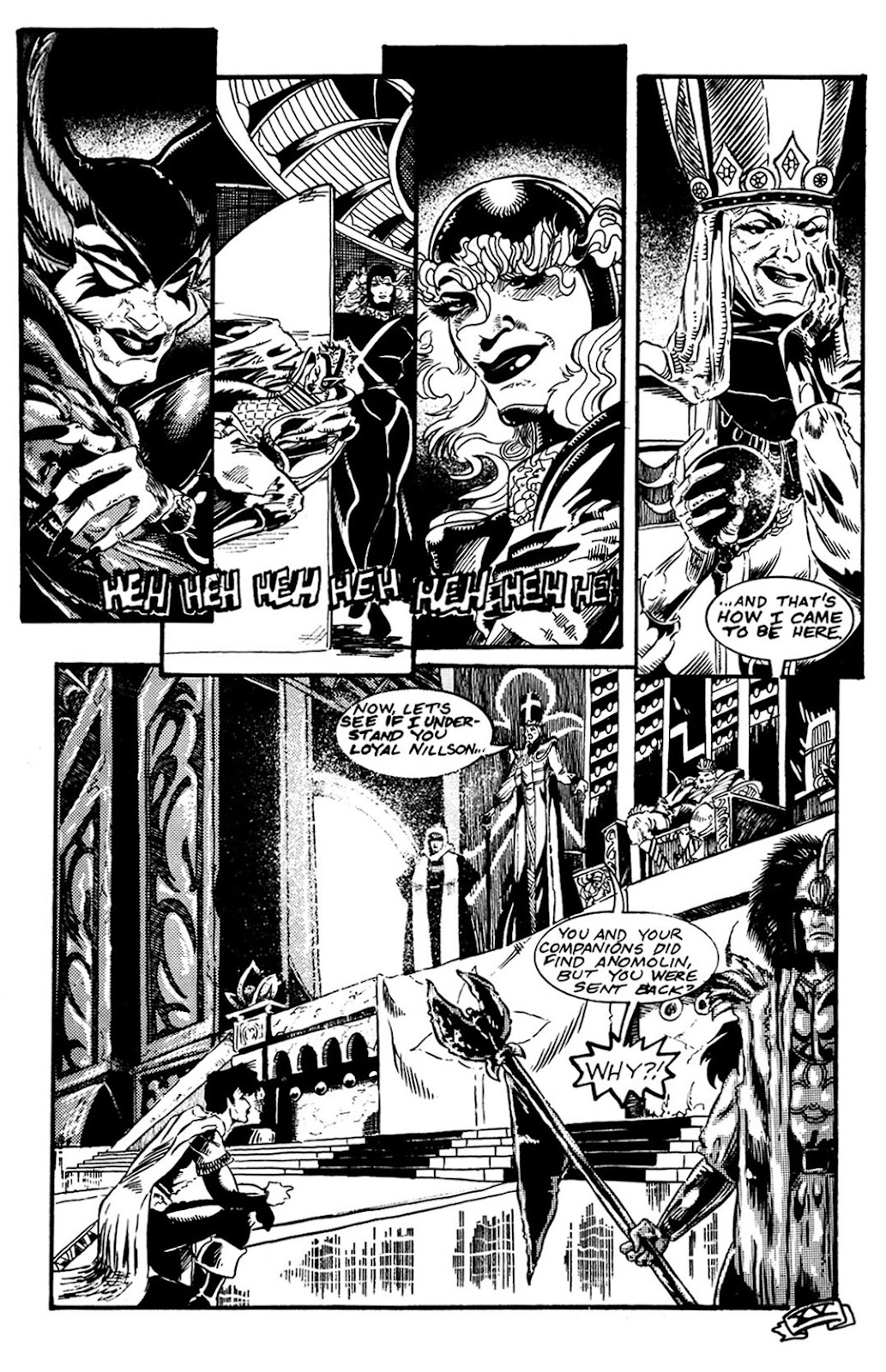 The Realm (1986) issue 20 - Page 19