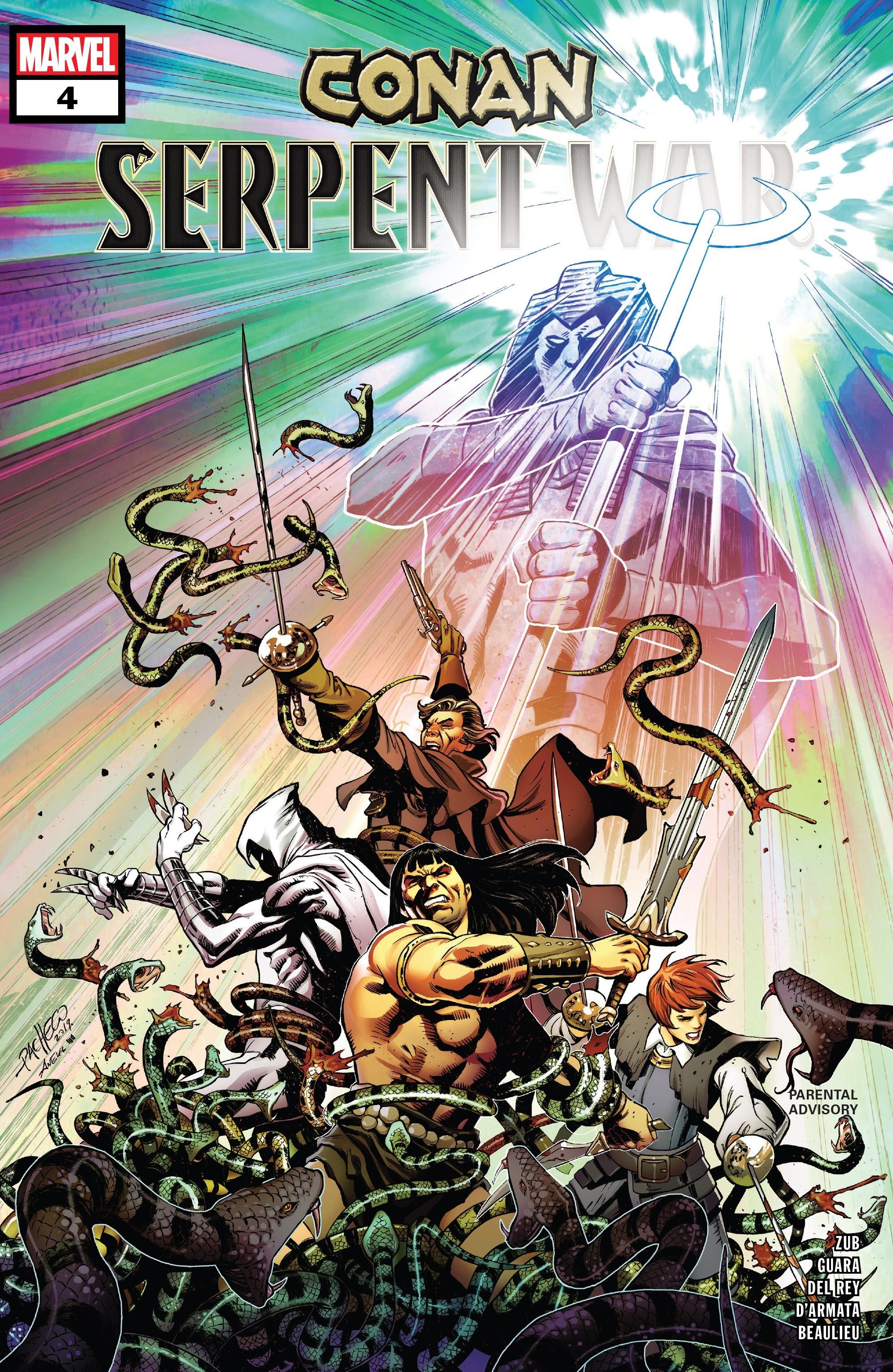 Conan: Serpent War 4 Page 1