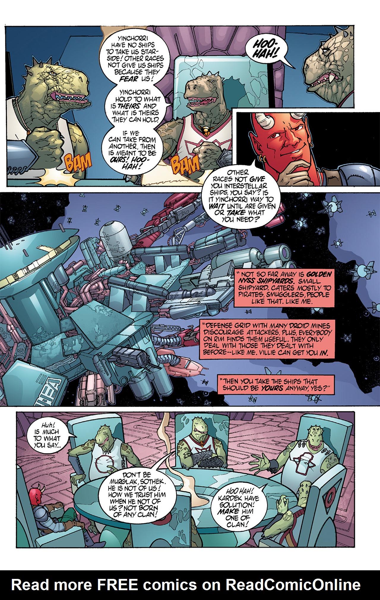 Read online Star Wars Omnibus comic -  Issue # Vol. 15.5 - 98