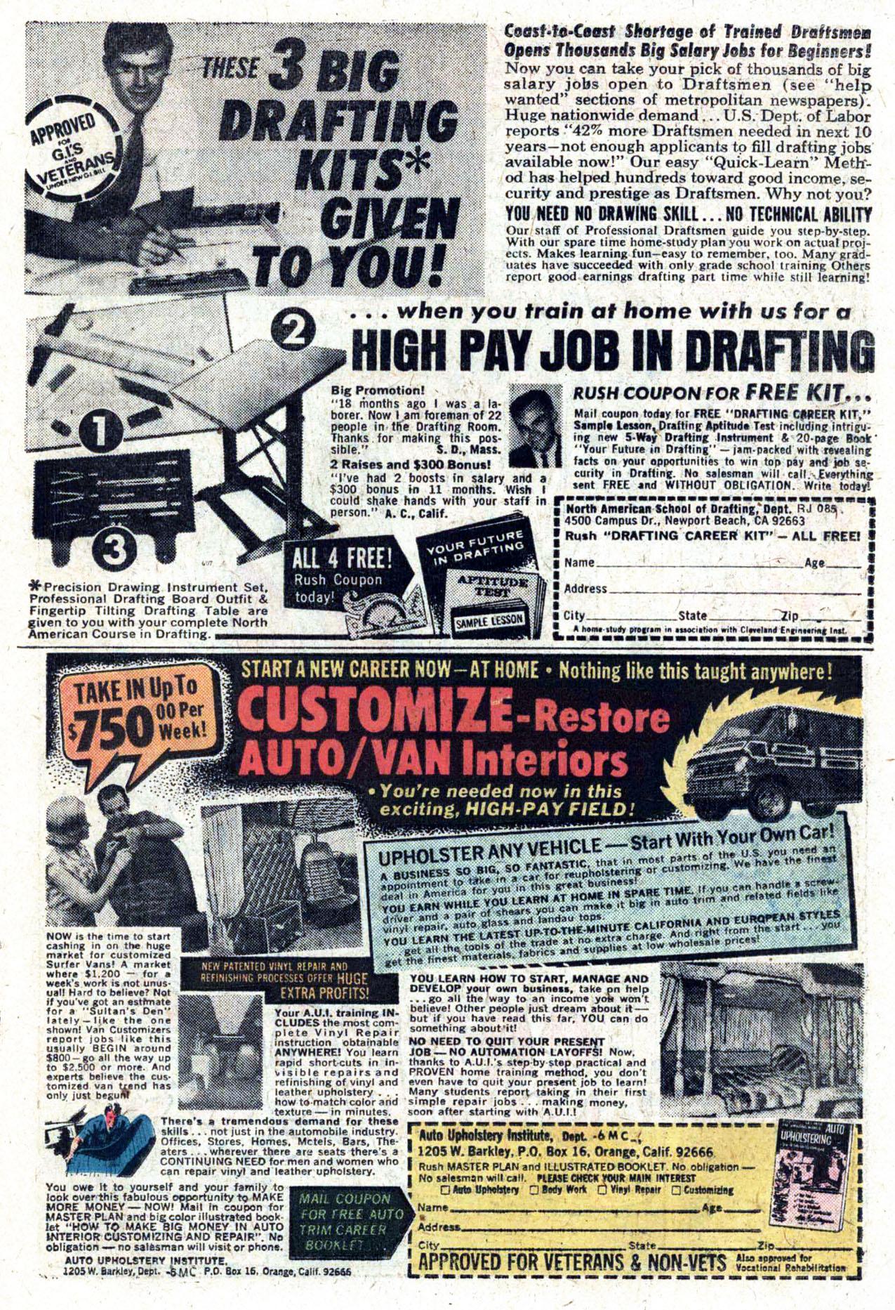 Read online Amazing Adventures (1970) comic -  Issue #33 - 22